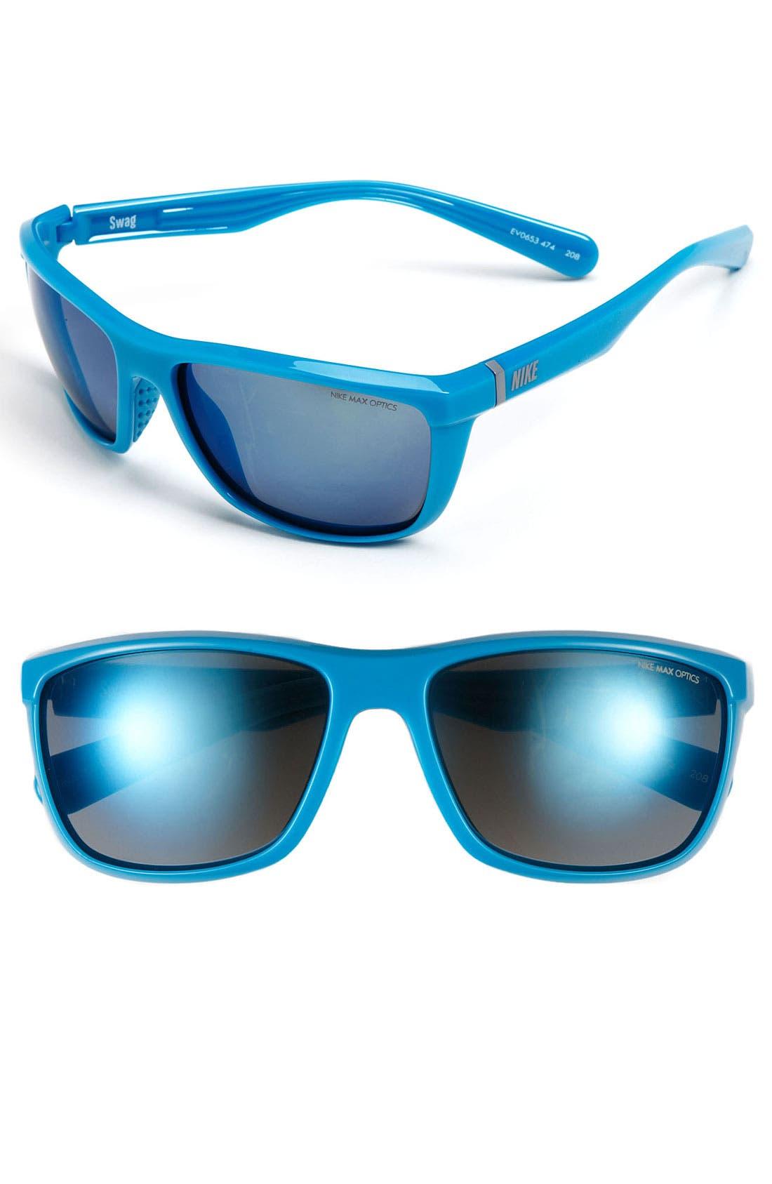 Main Image - Nike 'Swag' 60mm Sunglasses