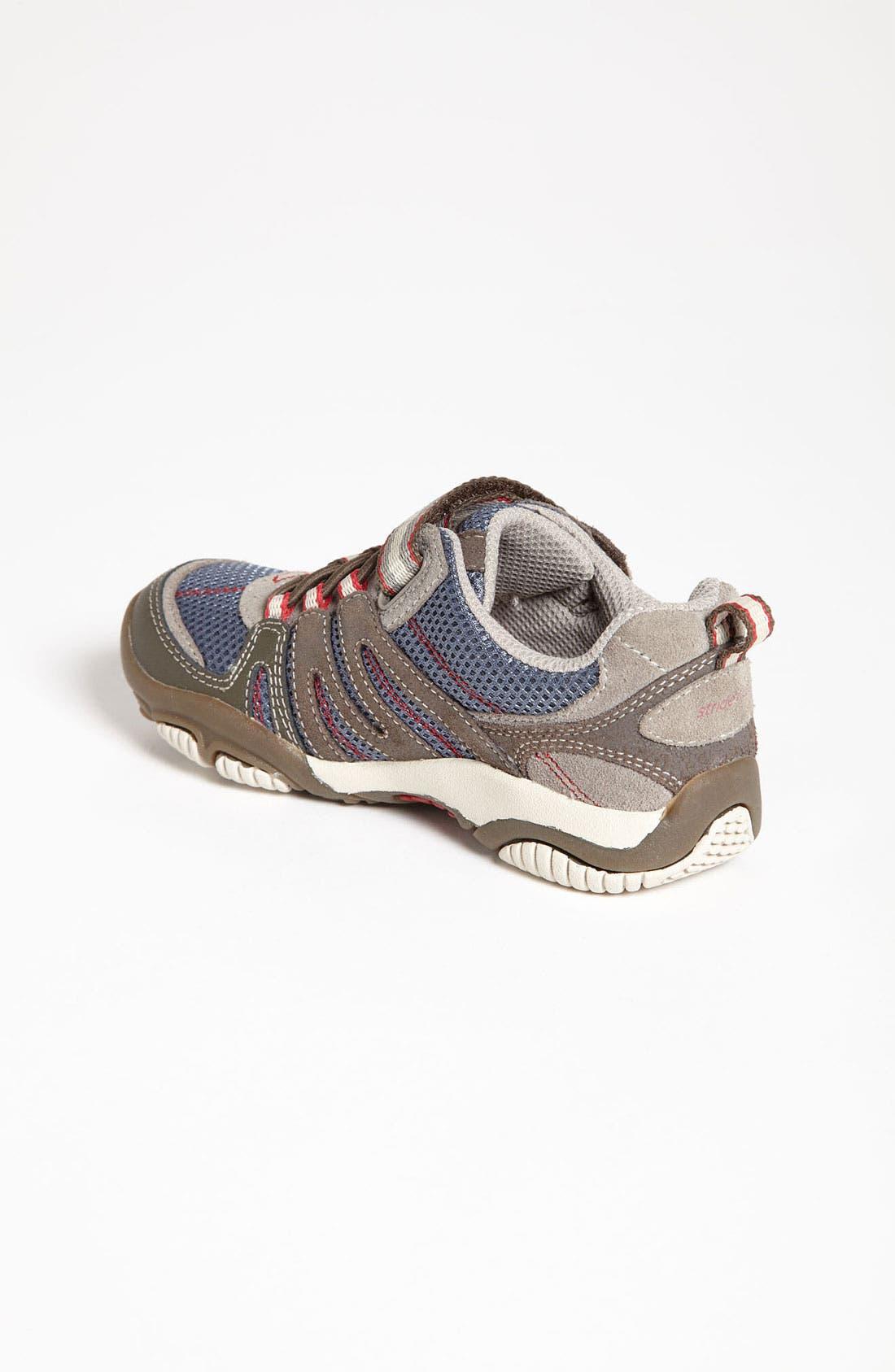 Alternate Image 2  - Stride Rite 'Palmer' Sneaker (Toddler & Little Kid)