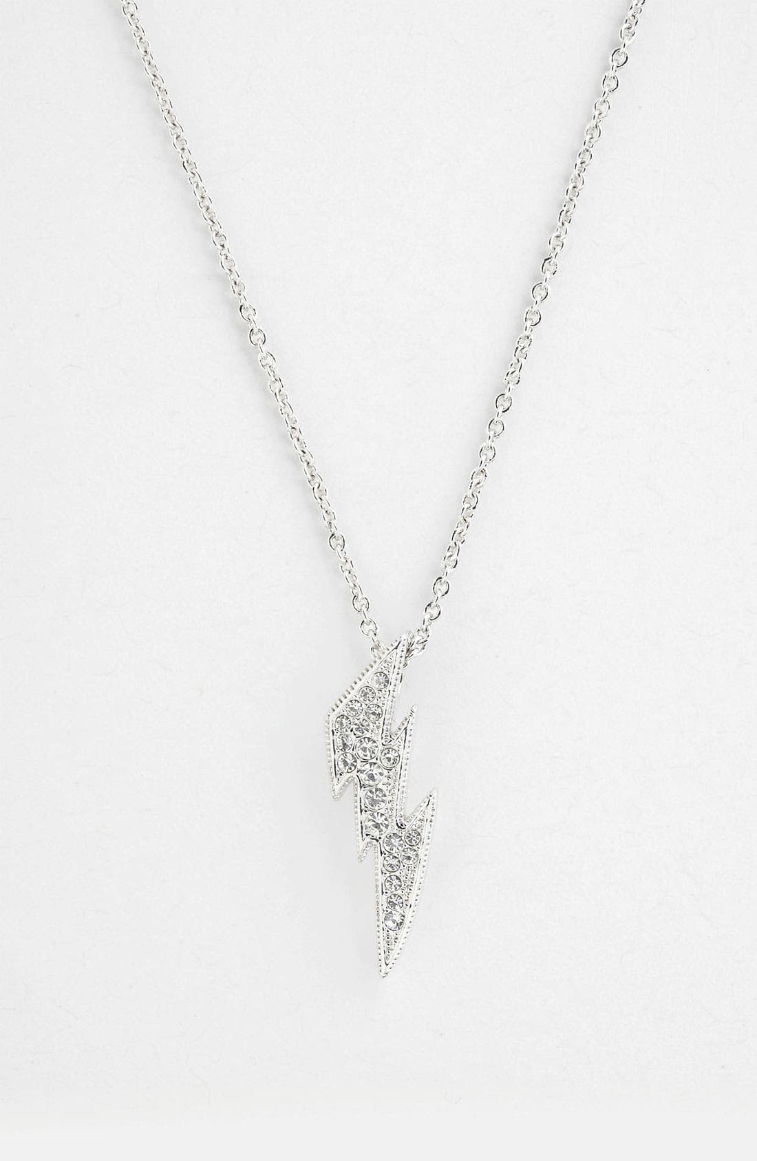 Alternate Image 1 Selected - Nadri Lightning Pendant Necklace (Nordstrom Exclusive)