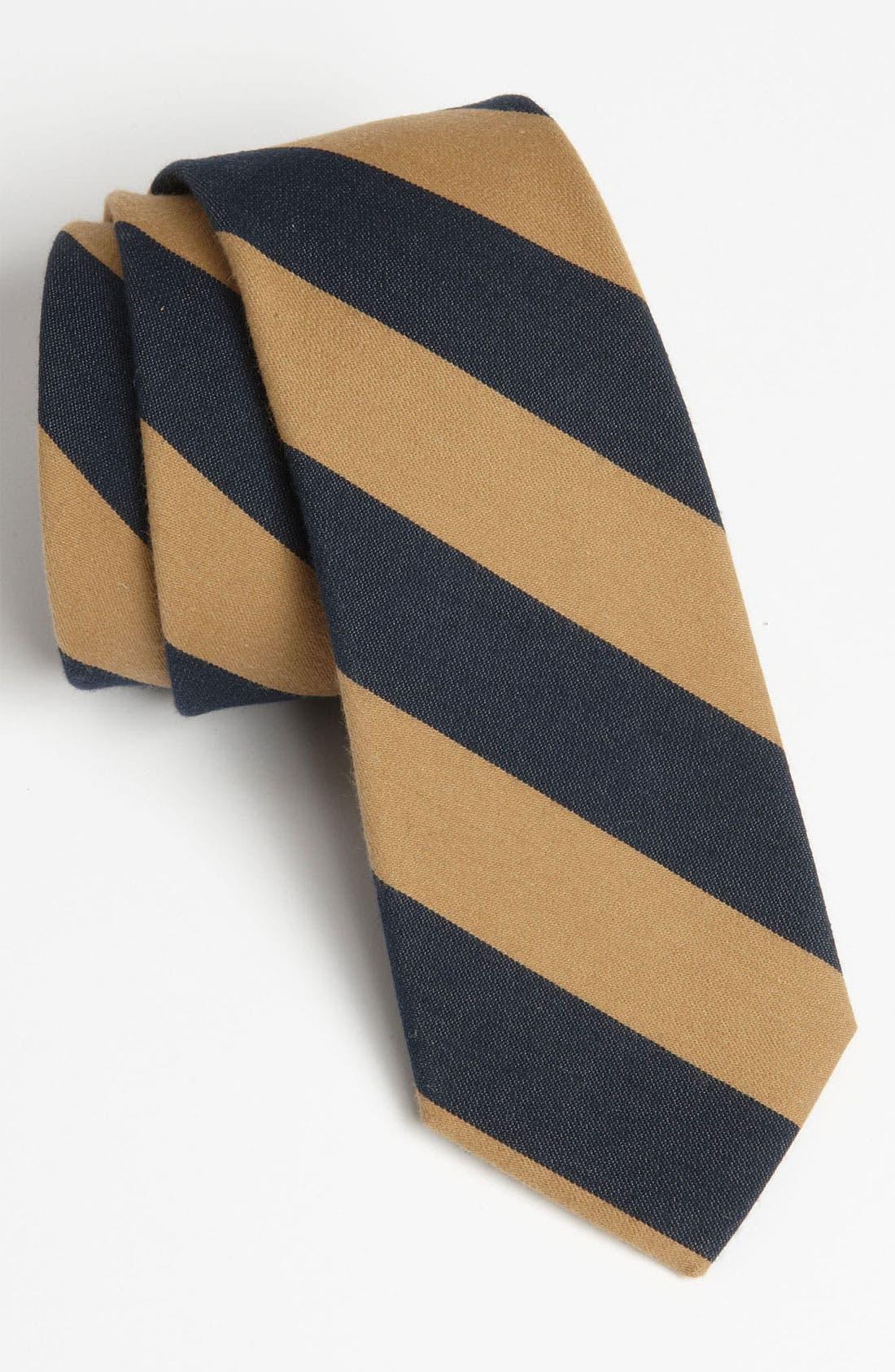 Main Image - Gitman Woven Tie (Online Only)