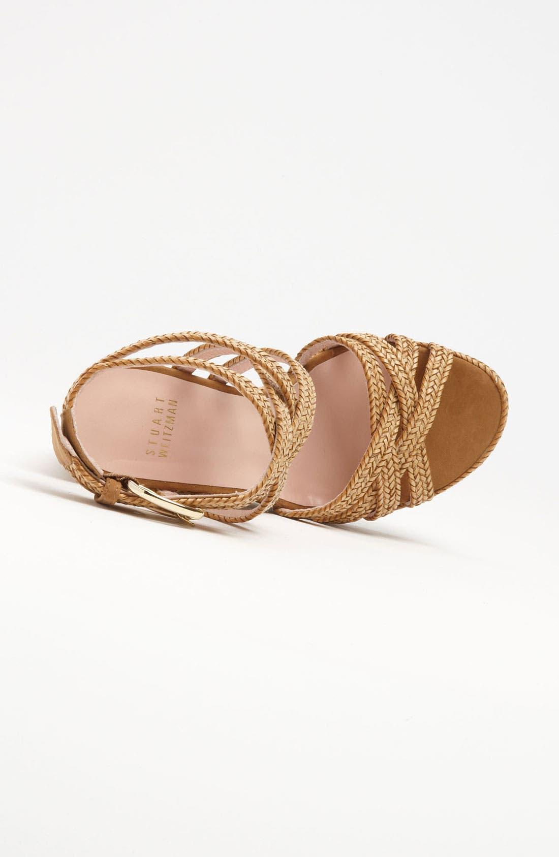 Alternate Image 3  - Stuart Weitzman 'Reins' Sandal