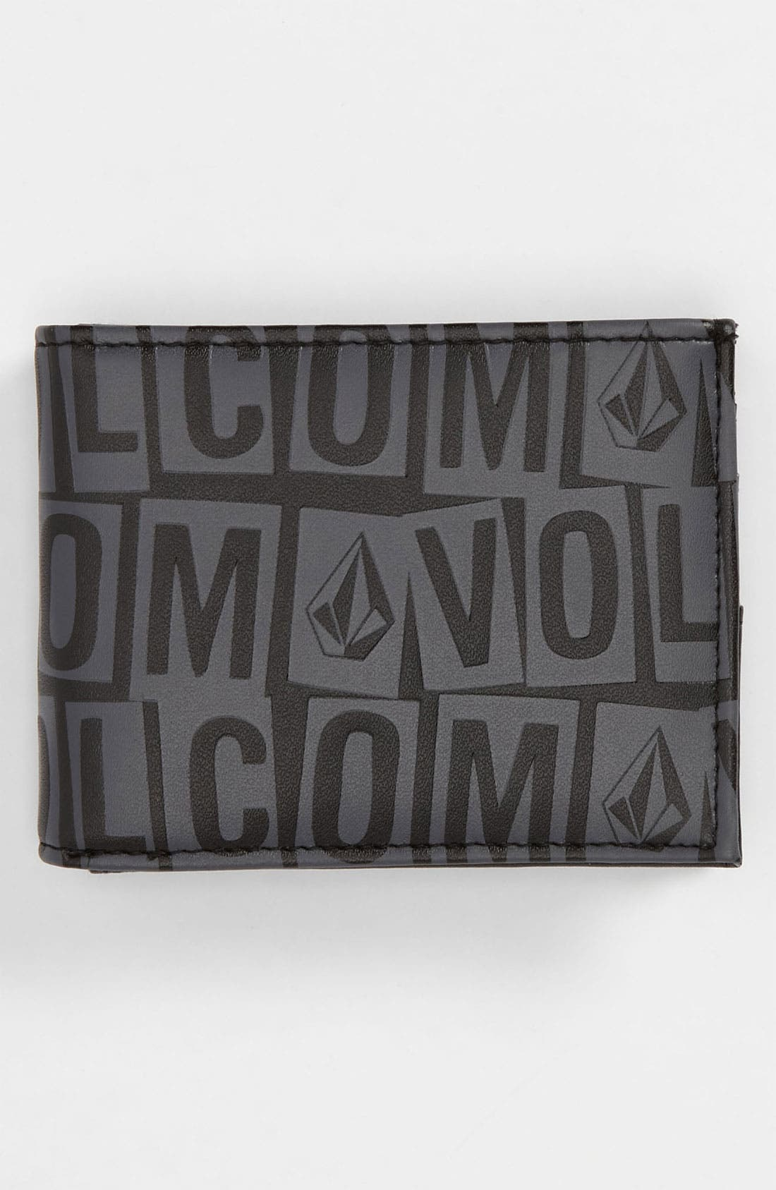 Alternate Image 2  - Volcom 'Bolder' Bifold Wallet (Big Boys)