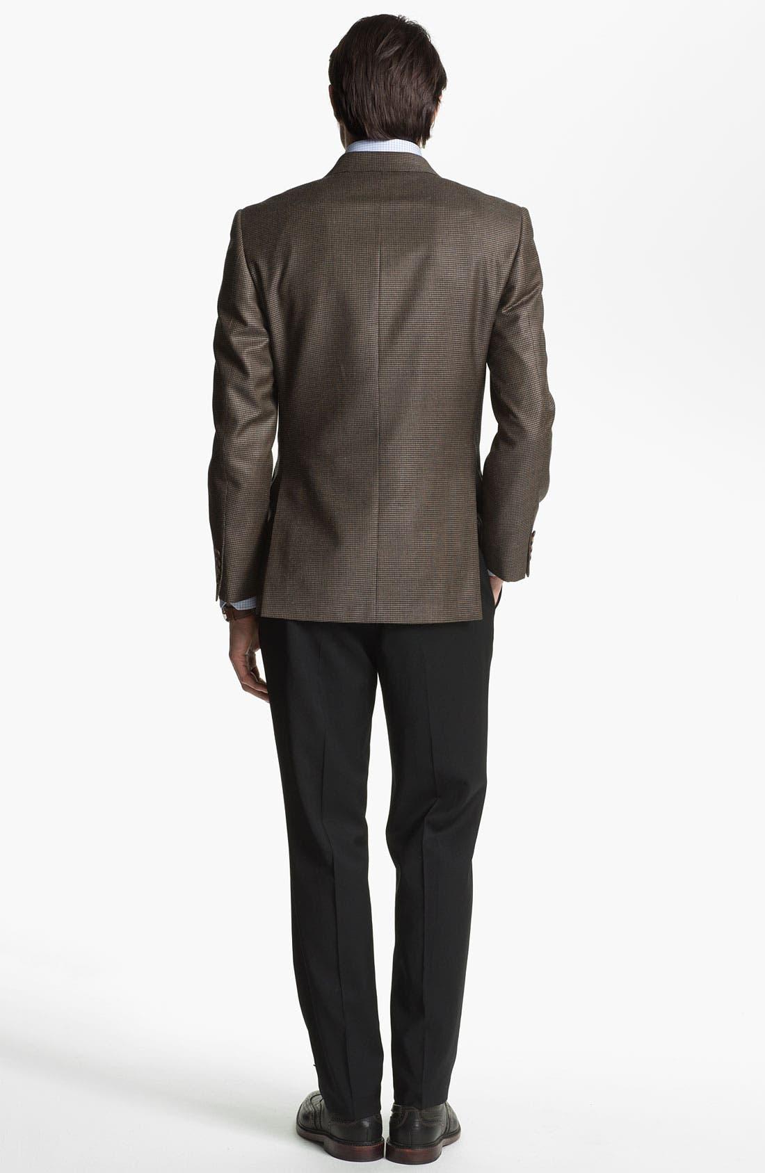 Alternate Image 5  - Joseph Abboud 'Signature Silver' Houndstooth Sportcoat