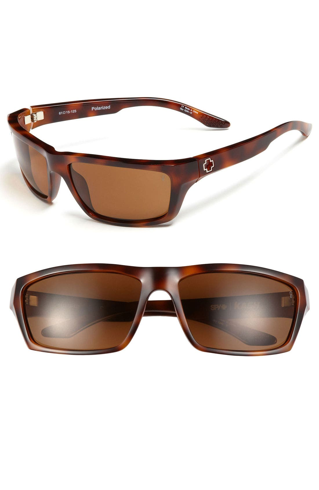 Main Image - SPY Optic 'Kash' 61mm Polarized Sunglasses