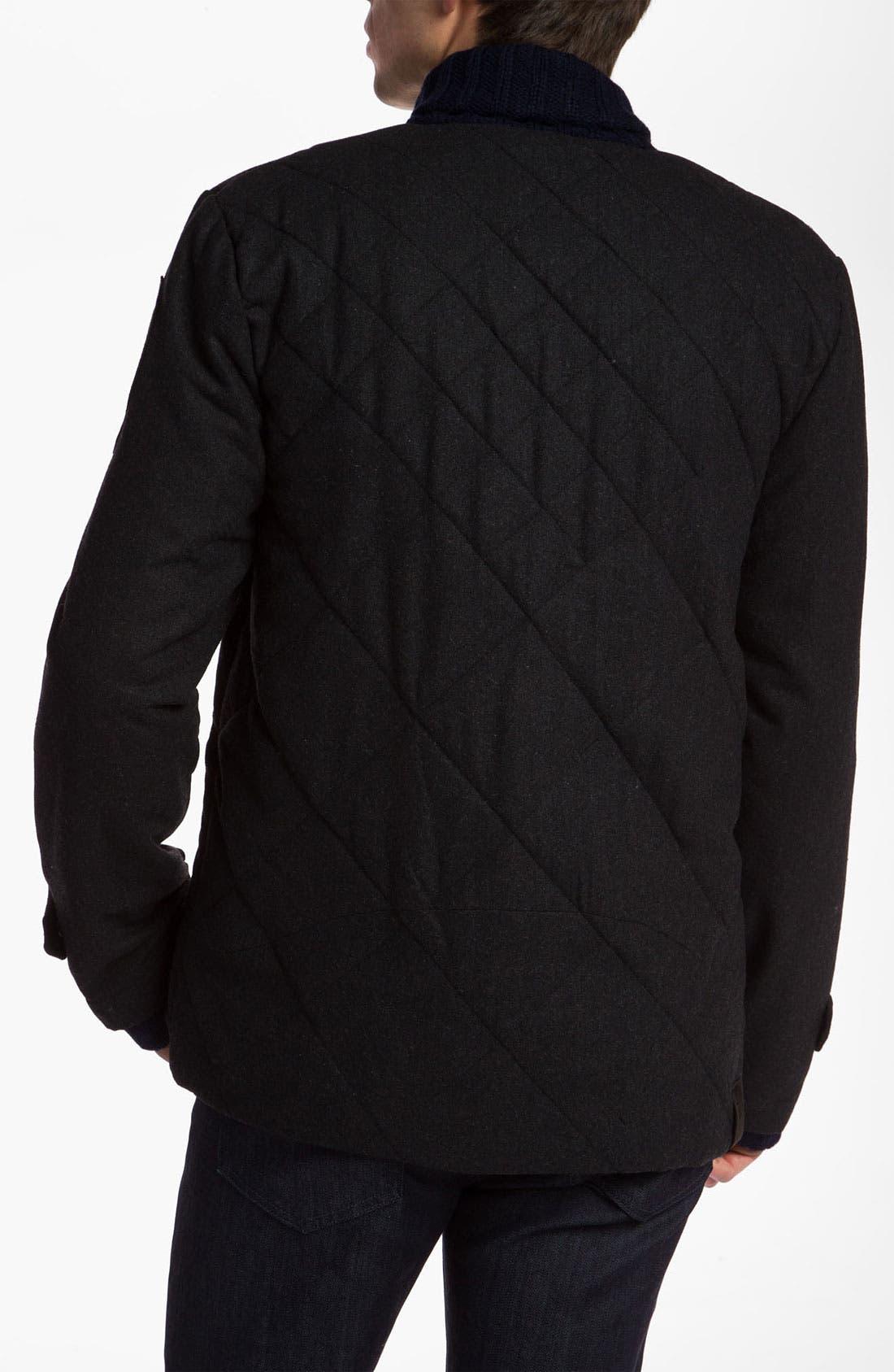 Alternate Image 2  - Insight 'Silent Menace' Quilted Jacket