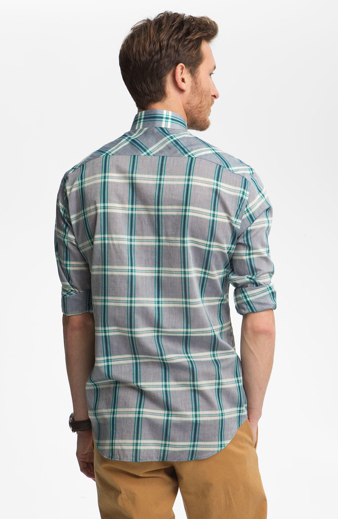 Alternate Image 2  - Zachary Prell 'Deardeuff' Sport Shirt