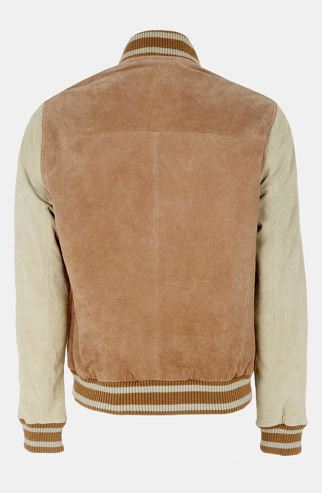 Alternate Image 2  - Topman 'Yale' Varsity Jacket