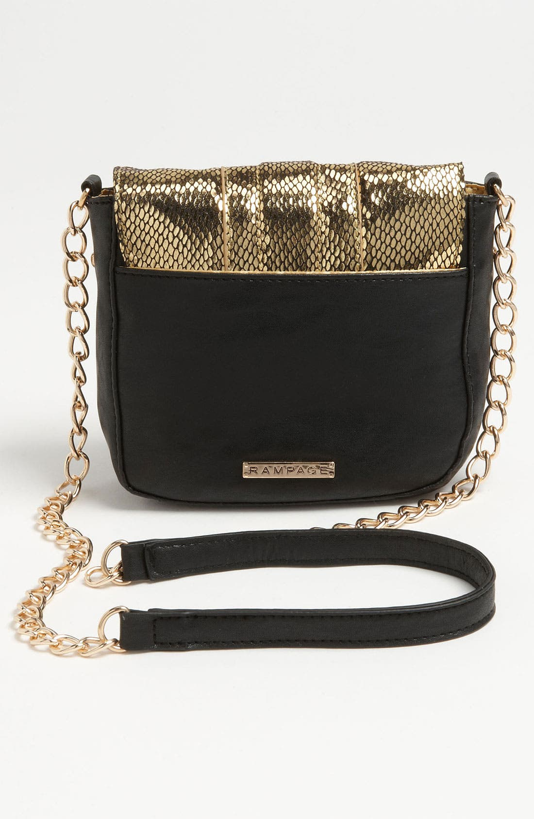 Alternate Image 4  - Rampage 'Lillian' Crossbody Bag