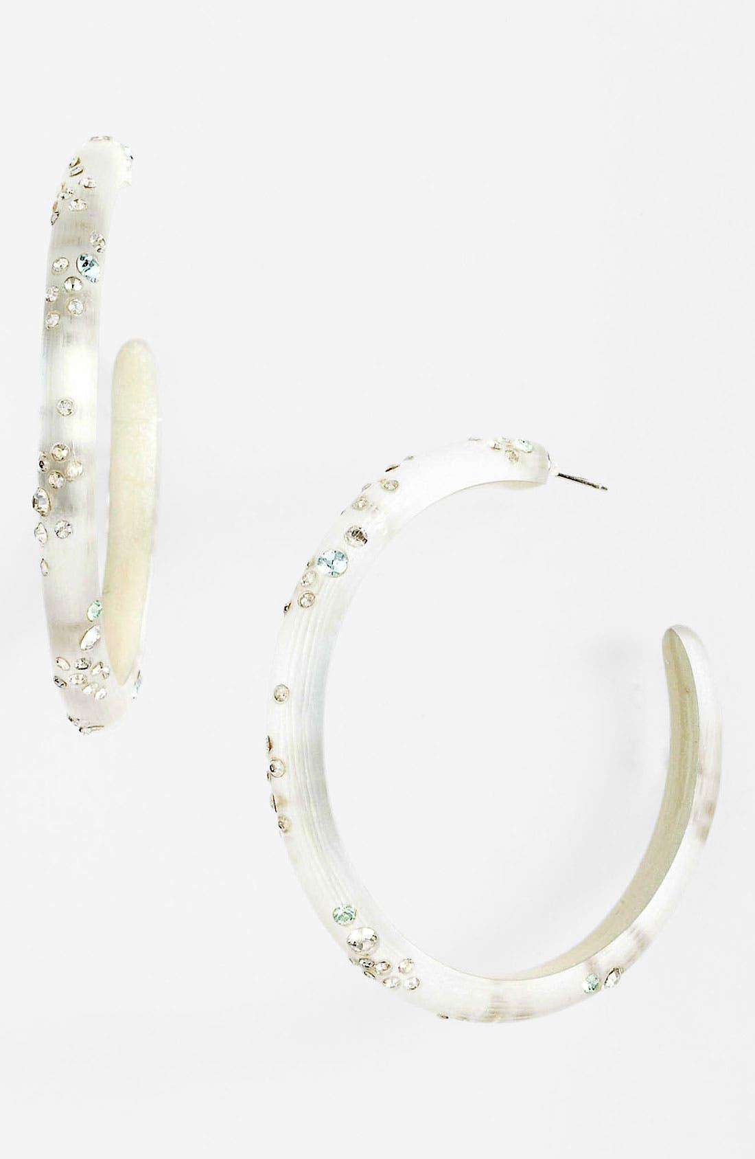Alternate Image 1 Selected - Alexis Bittar 'Wanderlust Dust' Hoop Earrings