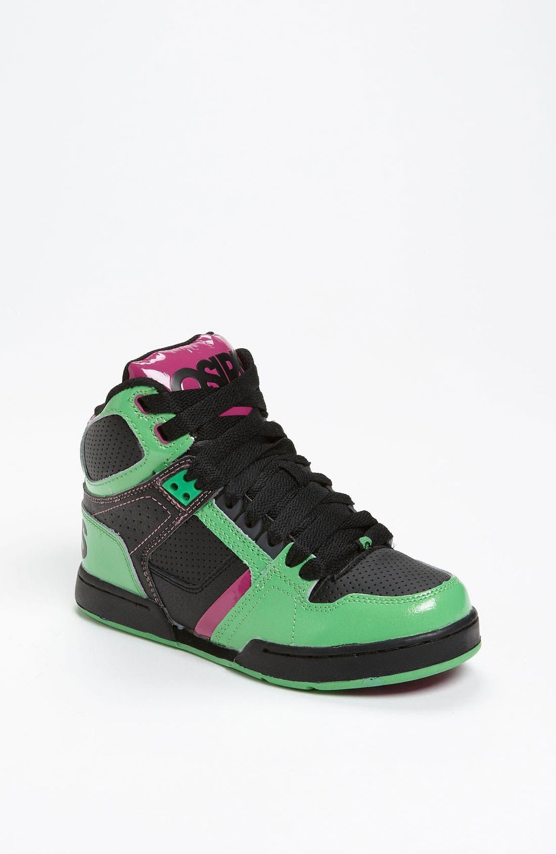 Alternate Image 1 Selected - Osiris 'NYC 83' Skate Shoe (Big Kid)