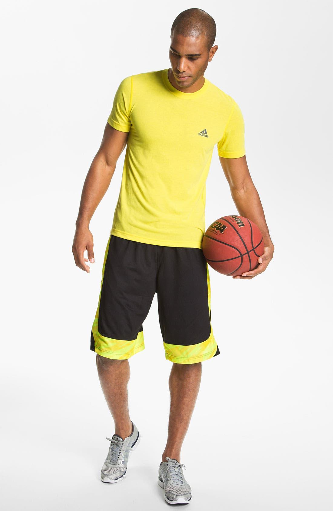 Alternate Image 2  - adidas 'Edge Camo' Shorts