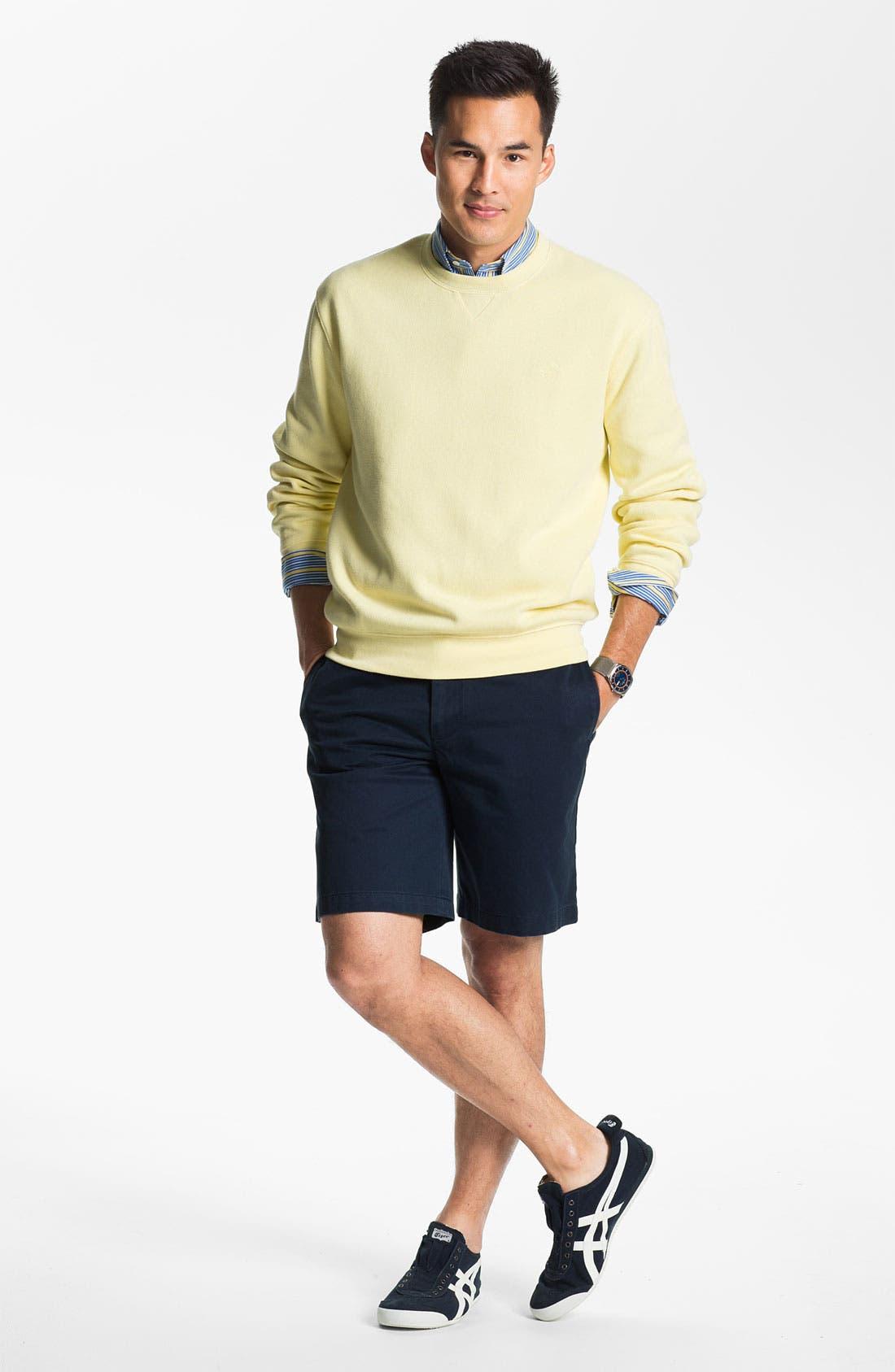 Alternate Image 4  - Façonnable Classique Fit Sport Shirt