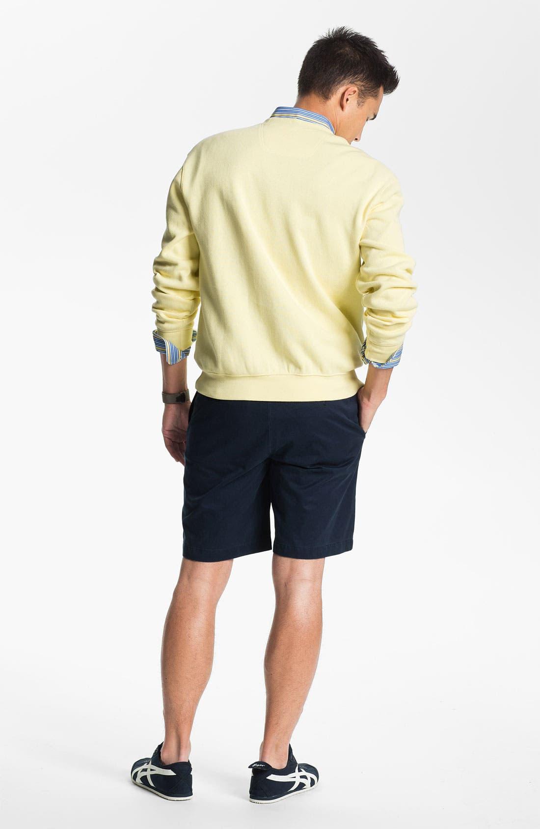 Alternate Image 5  - Façonnable Classique Fit Sport Shirt