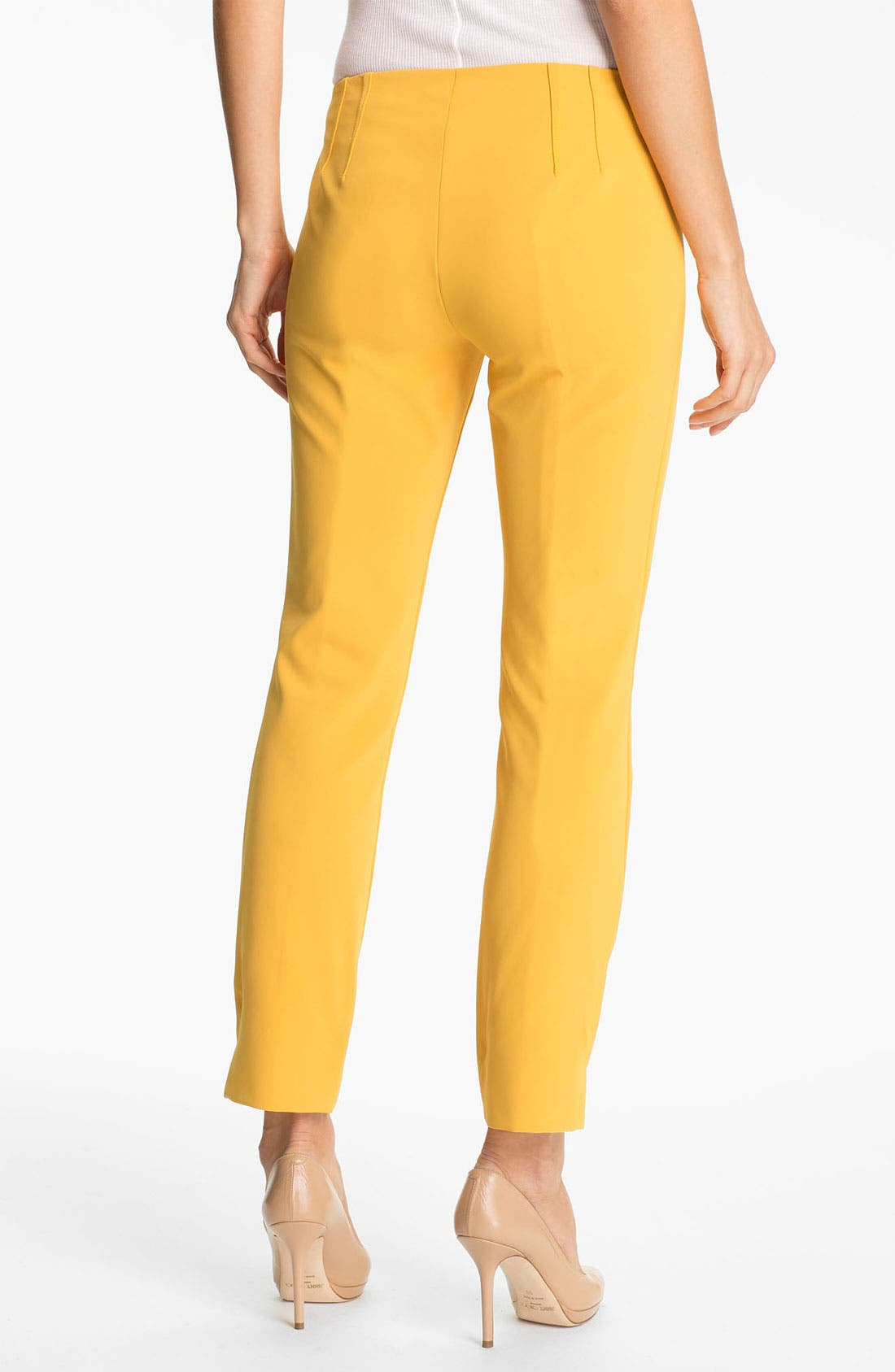 Alternate Image 2  - Theory 'Belisa' Slim Leg Stretch Pants