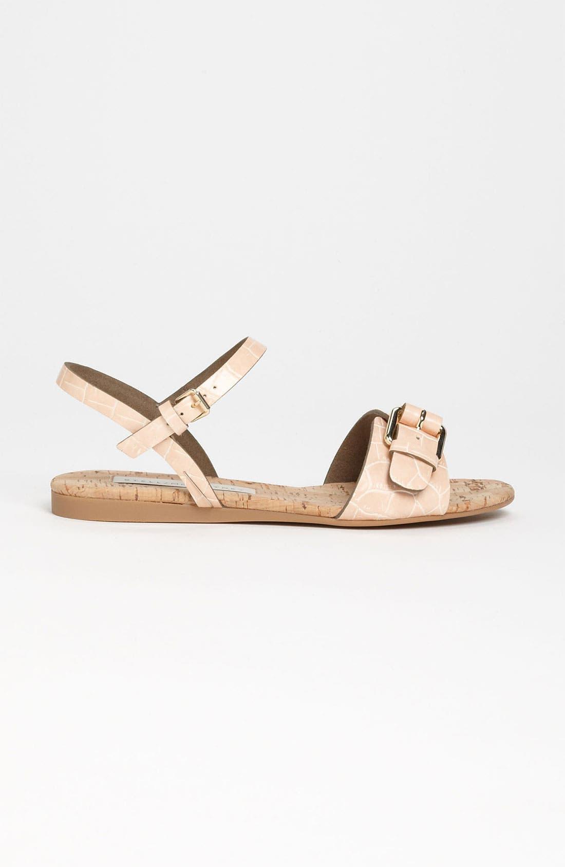 Alternate Image 4  - Stella McCartney Flat Sandal