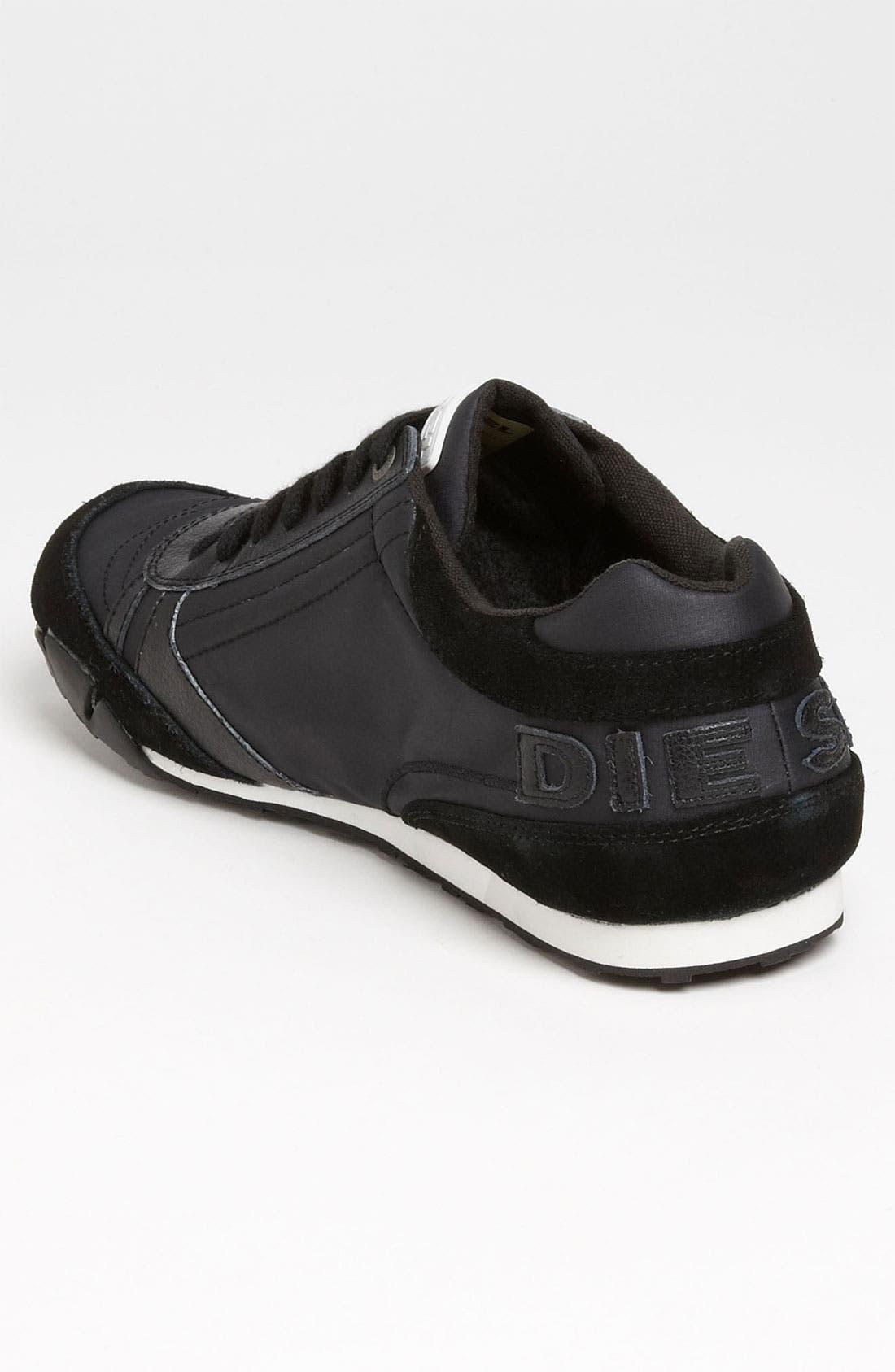 Alternate Image 2  - DIESEL® 'Take' Leather Sneaker