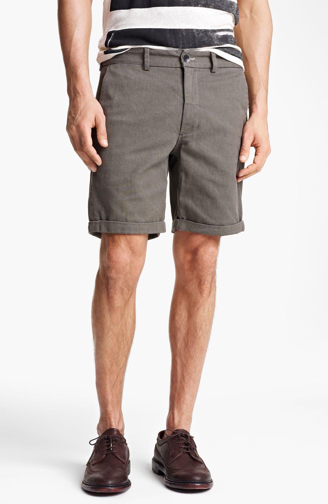 Alternate Image 1 Selected - Rogan 'Narkeeta' Cuffed Shorts
