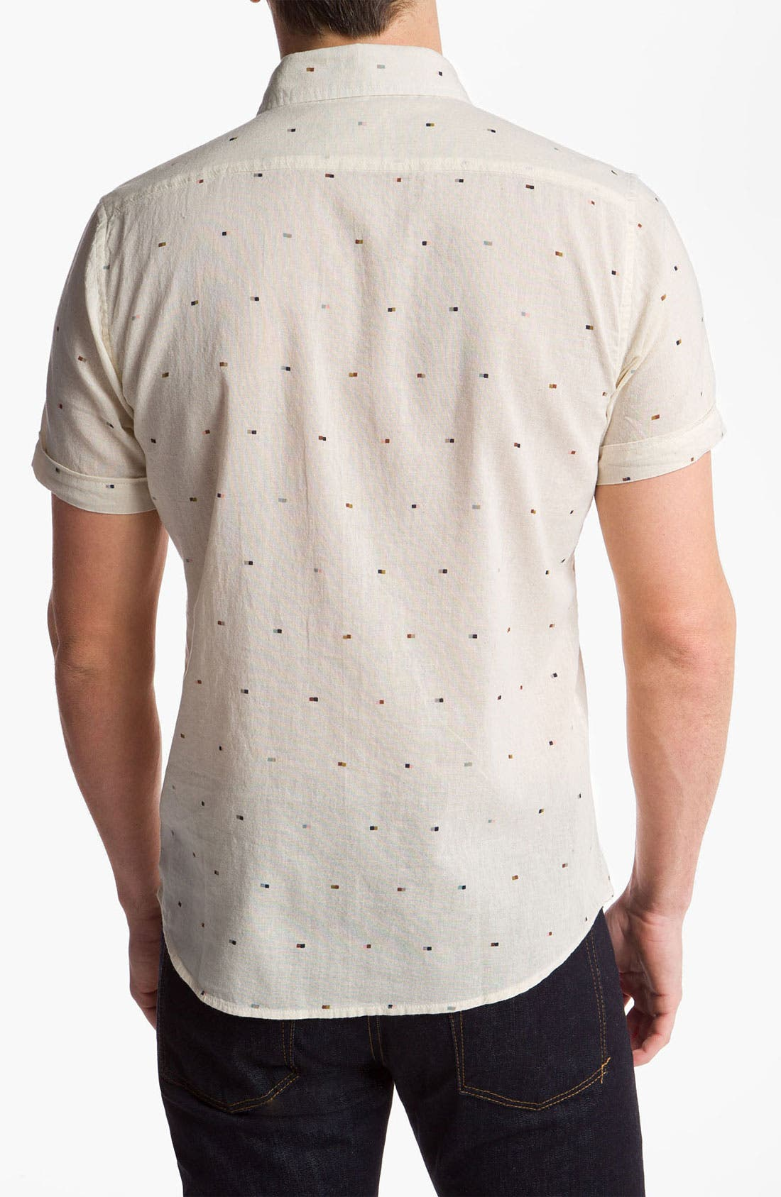 Alternate Image 2  - Zanerobe 'Miami' Linen Shirt
