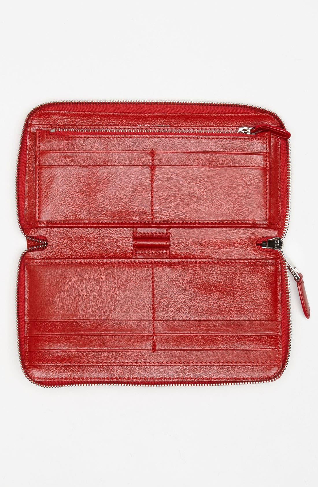 Alternate Image 3  - MARC JACOBS 'Sister' Leather Wallet