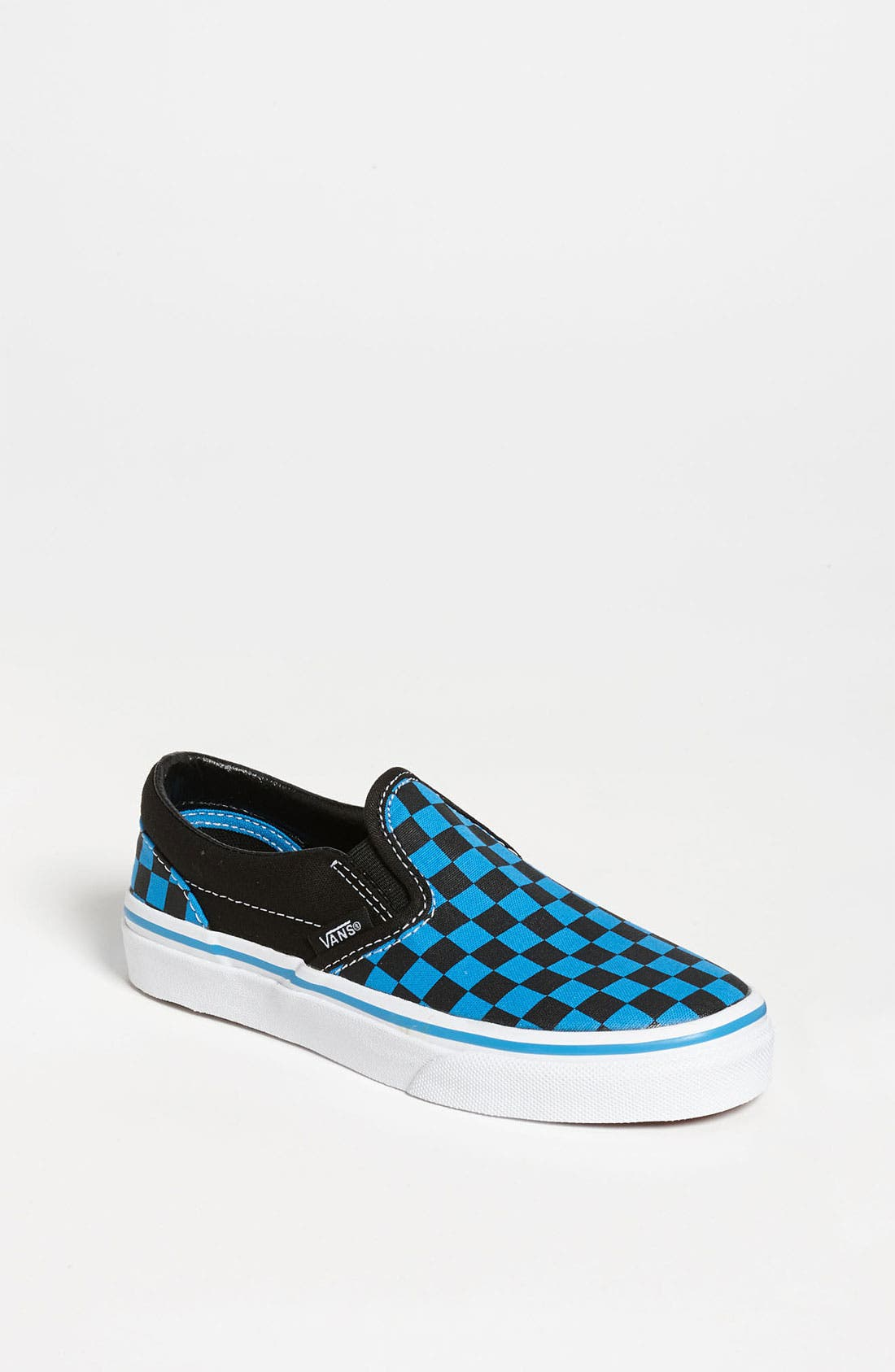 Alternate Image 1 Selected - Vans 'Classic' Slip-On (Toddler & Little Kid)