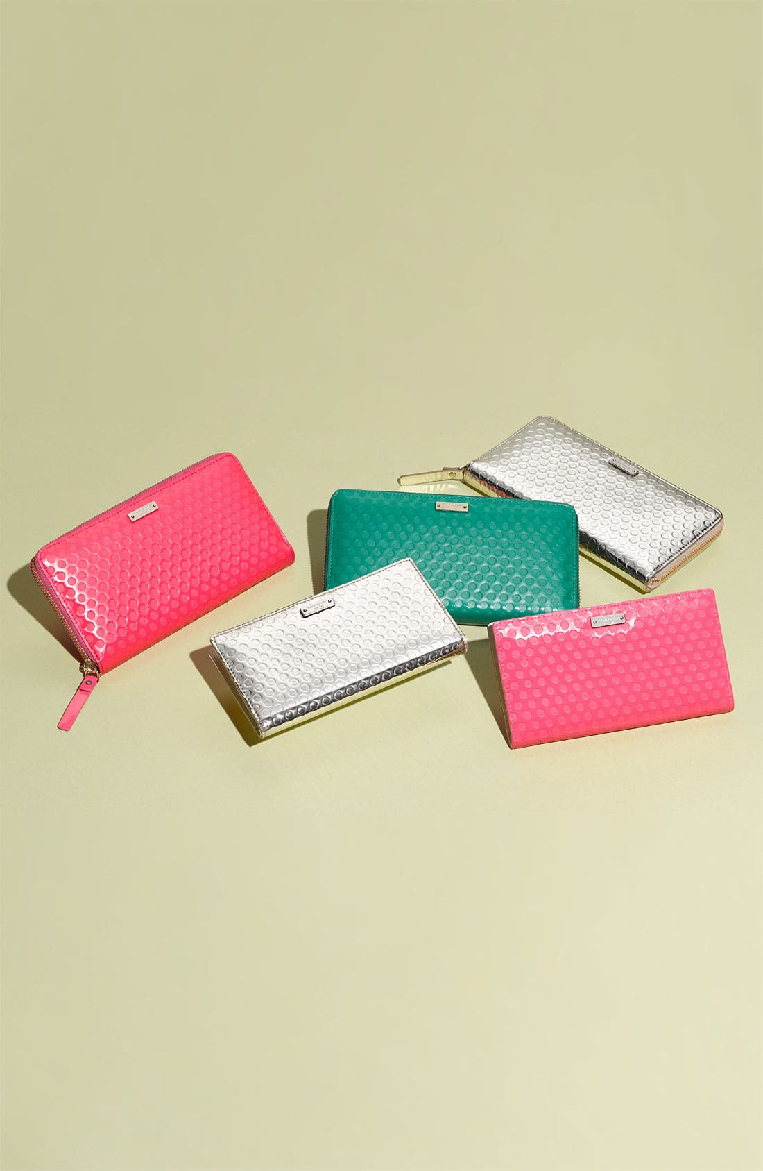 Alternate Image 2  - kate spade new york 'carmine street - stacy' wallet
