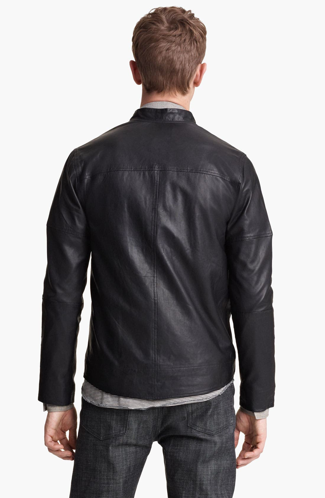 Alternate Image 2  - Field Scout Leather Jacket