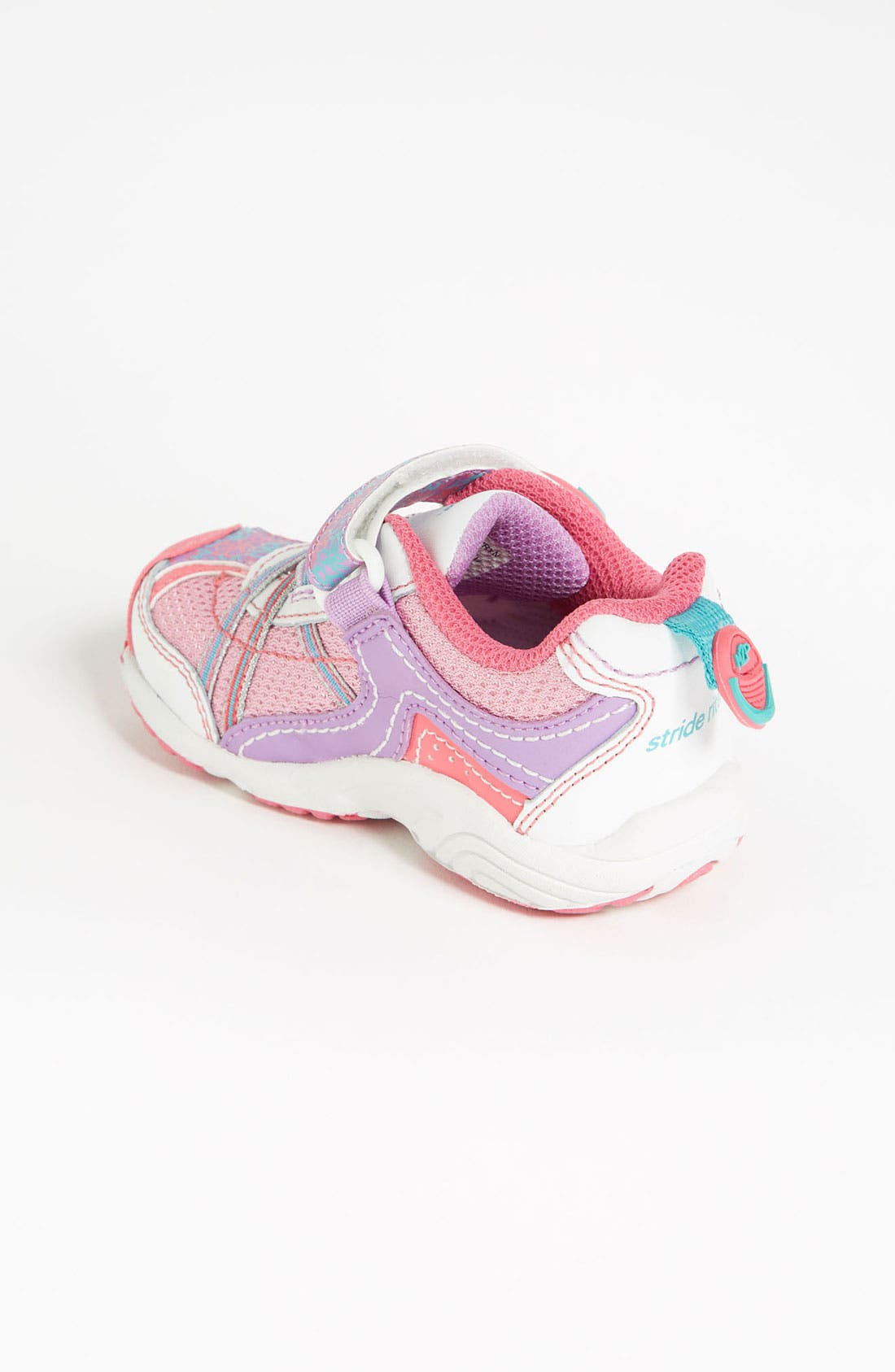 Alternate Image 2  - Stride Rite 'Baby Kathryn' Sneaker (Baby, Walker & Toddler)