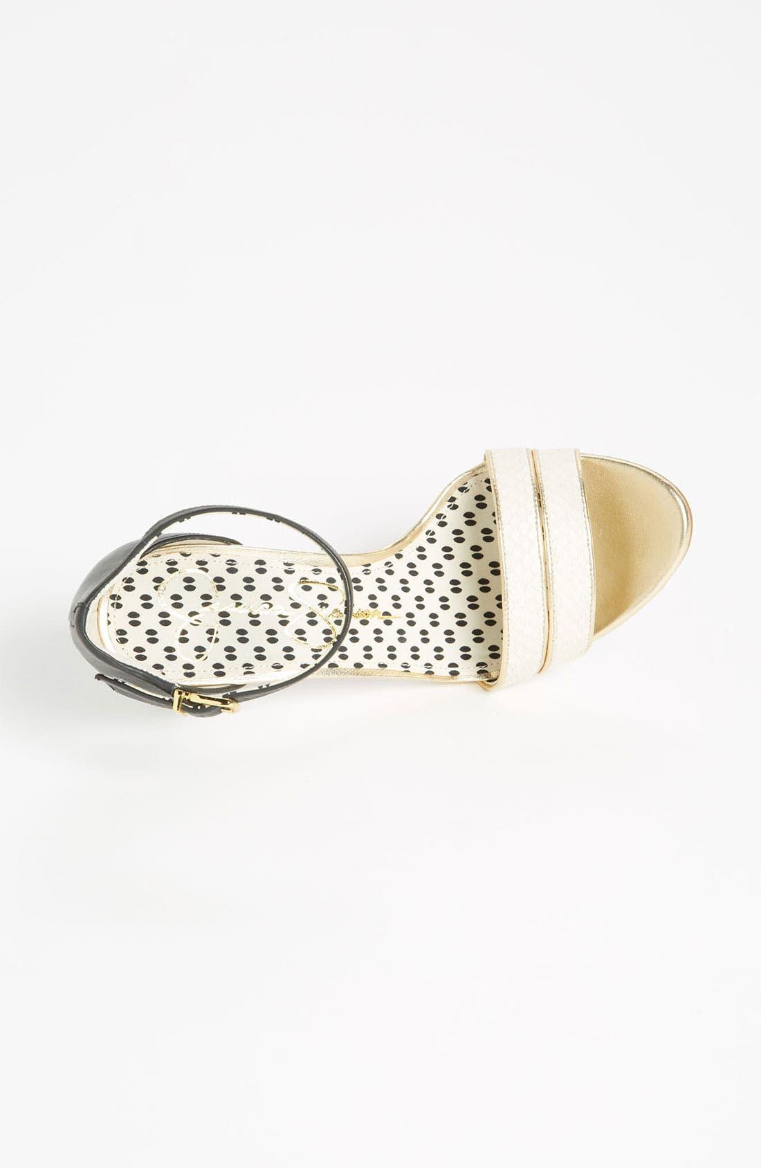 Alternate Image 3  - Jessica Simpson 'Jessies' Sandal