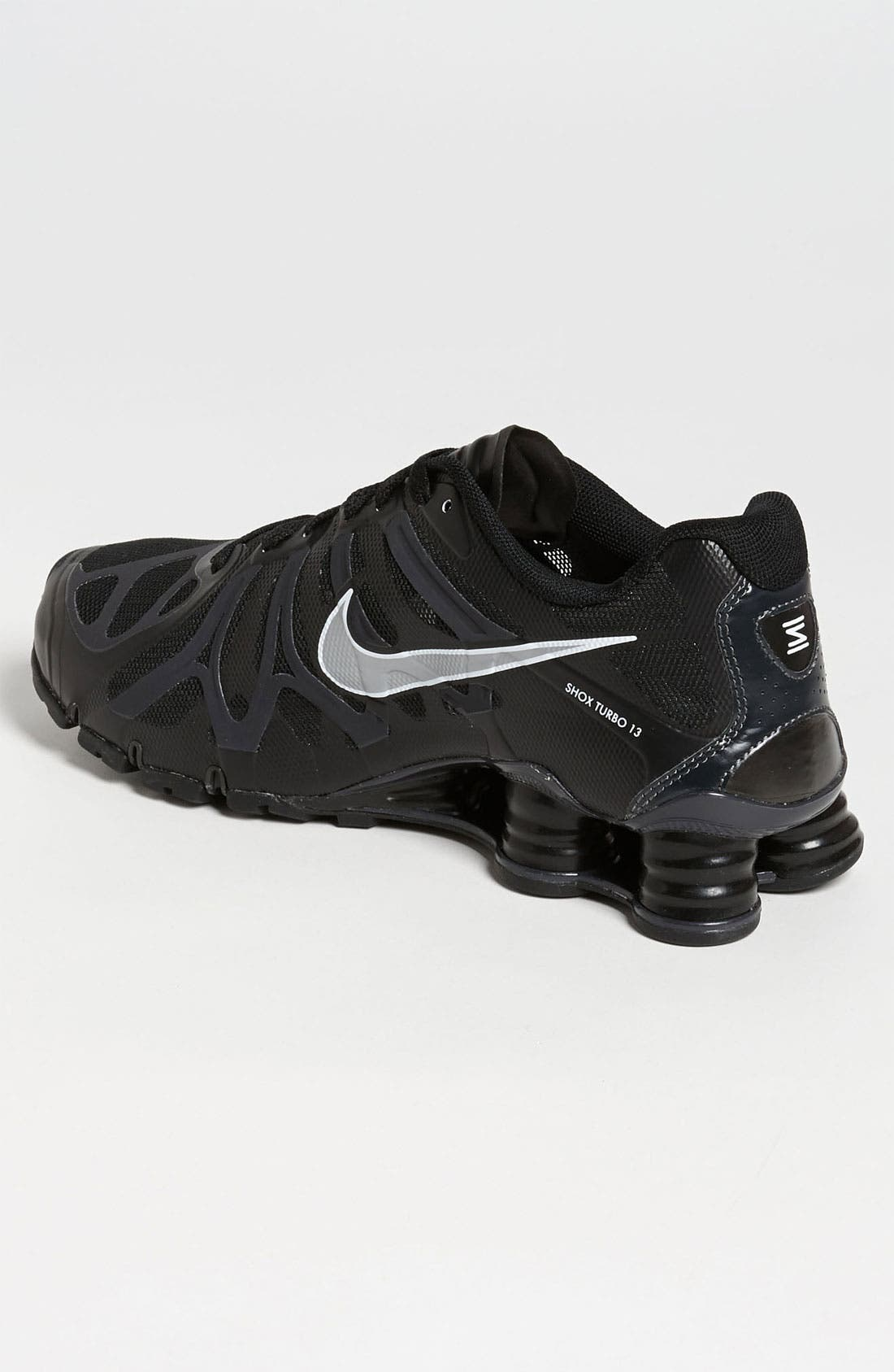 Alternate Image 2  - Nike 'Shox Turbo+ 13' Running Shoe (Men)