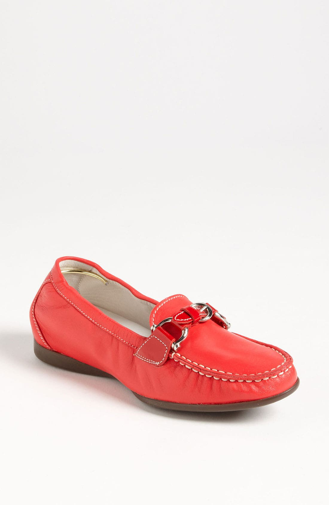 Alternate Image 1 Selected - Attilio Giusti Leombruni Moccassin (Women)