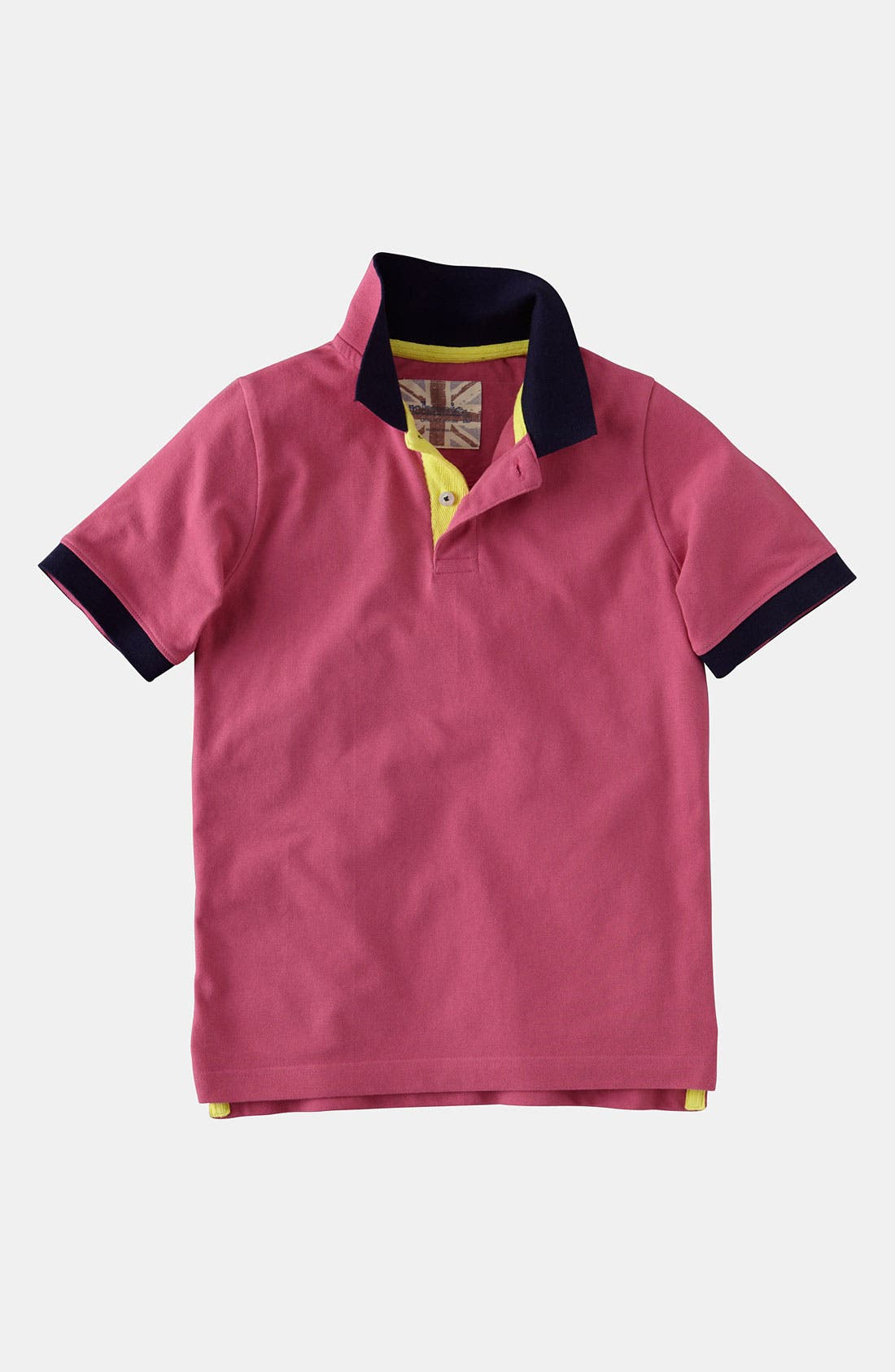 Alternate Image 1 Selected - Johnnie b Polo Shirt (Big Boys)