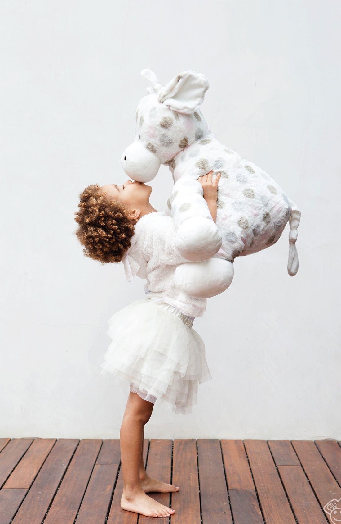 Alternate Image 2  - Little Giraffe 'Big G' Oversize Stuffed Giraffe (Infant)