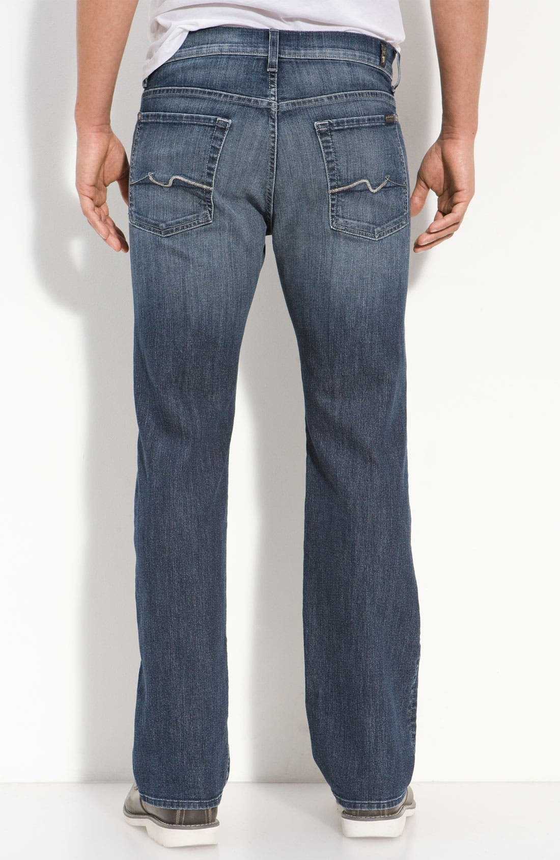 Alternate Image 2  - 7 For All Mankind® 'Austyn' Relaxed Fit Jeans (New Fiji)