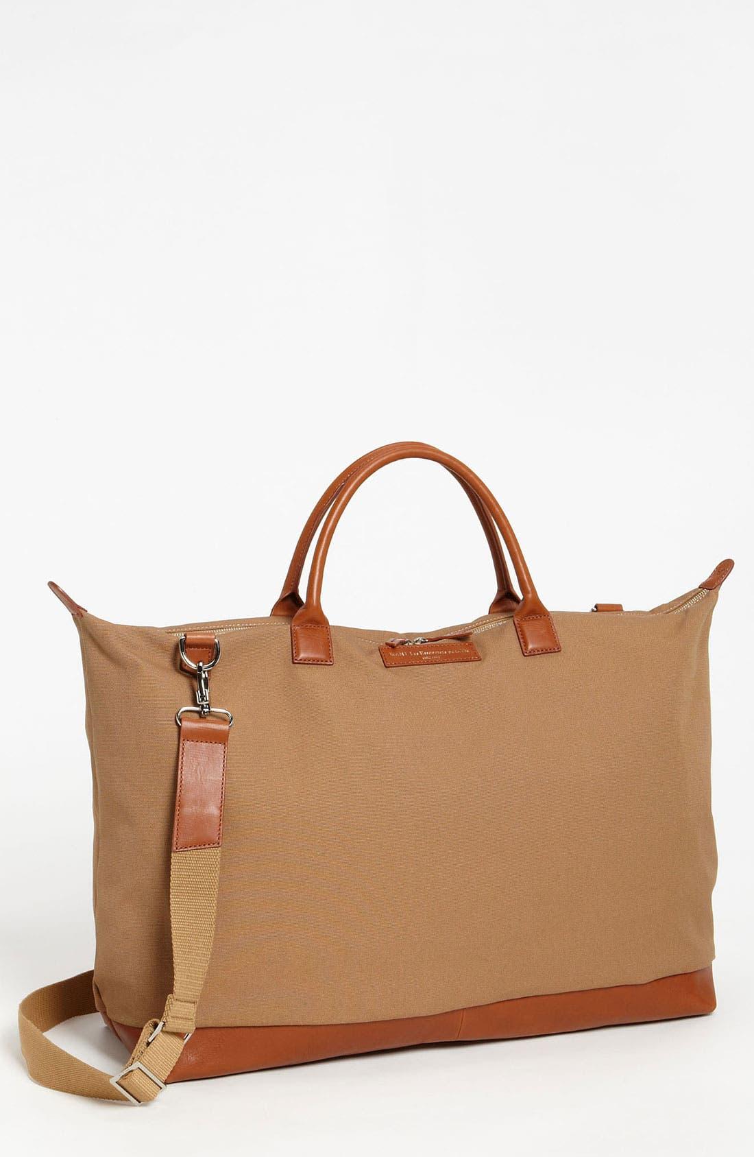 Alternate Image 1 Selected - WANT Les Essentiels de la Vie 'Hartsfield' Travel Tote Bag