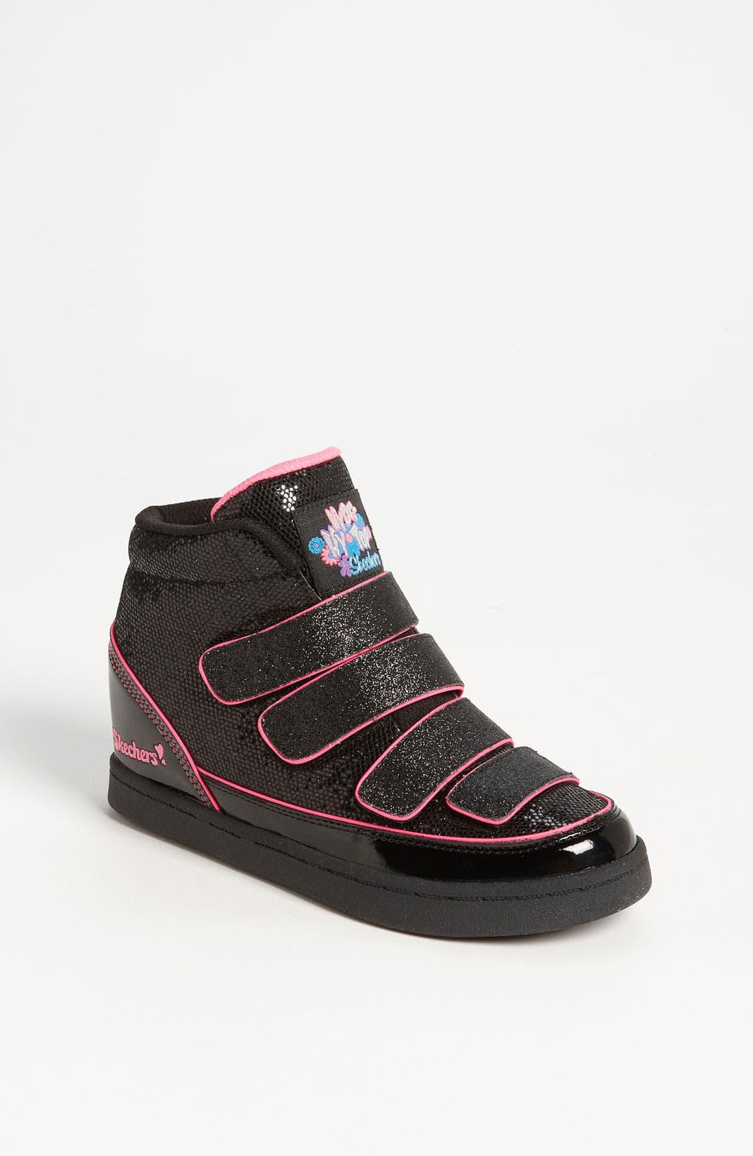 Alternate Image 1 Selected - SKECHERS '4 Upz' Sneaker (Toddler, Little Kid & Big Kid)