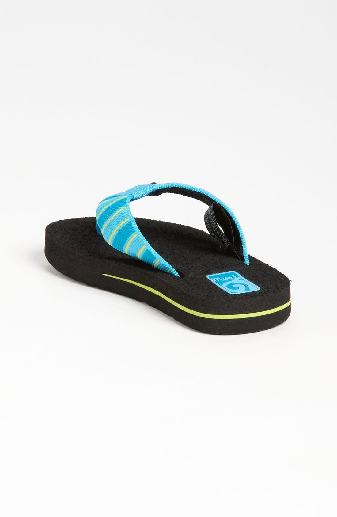 Alternate Image 2  - Teva 'Mush' Sandal (Toddler, Little Kid & Big Kid)