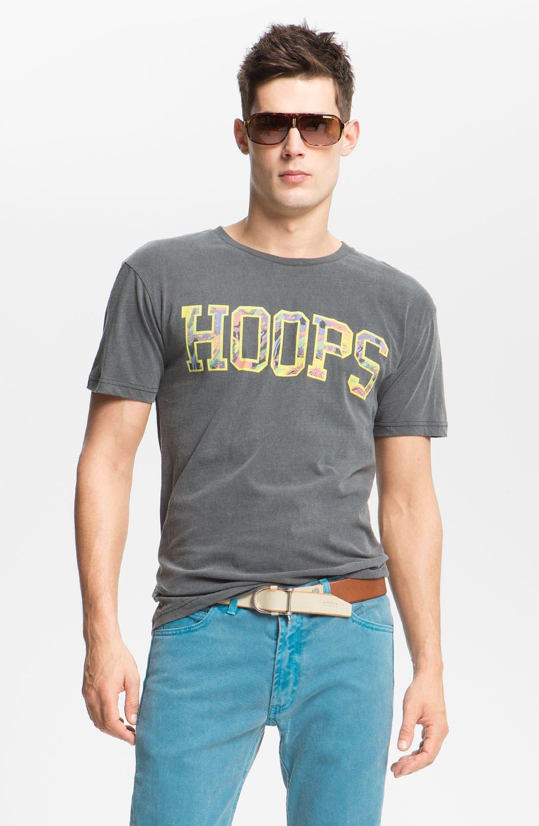 Alternate Image 1 Selected - Vanguard 'Hoops' Graphic T-Shirt