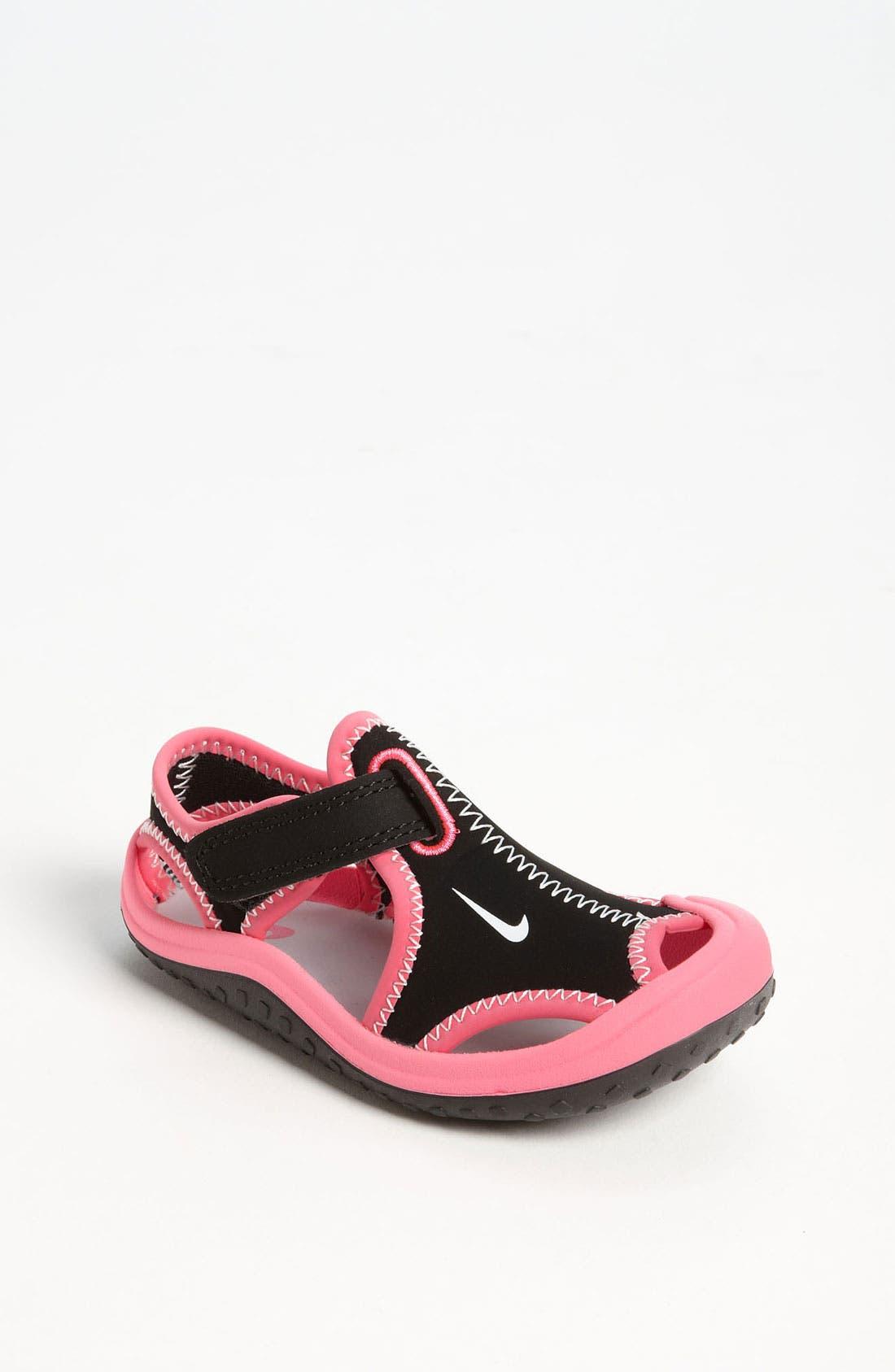 Main Image - Nike 'Sunray Protect' Sandal (Baby, Walker, Toddler &