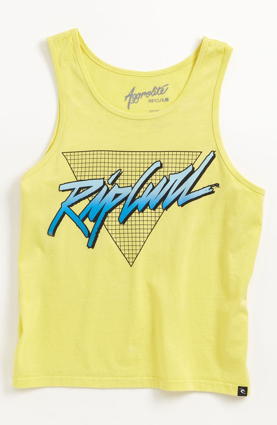 Main Image - Rip Curl Screenprint Tank (Big Boys)