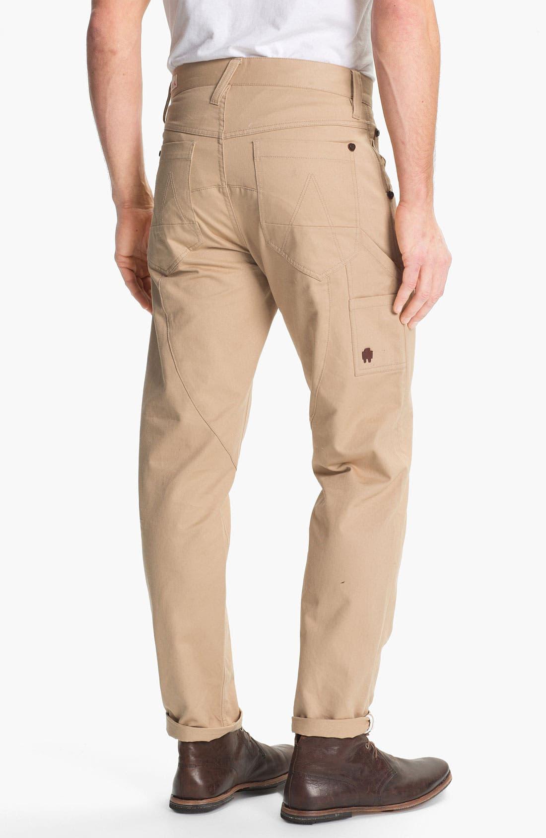 Alternate Image 1 Selected - Marshall Artist Cotton Twill Workshop Pants