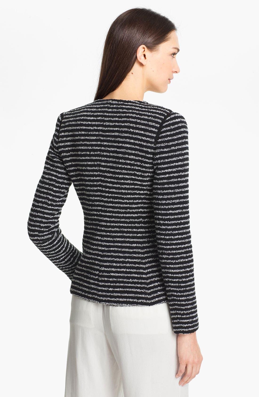 Alternate Image 3  - Theory 'Yaisa' Stripe Blazer