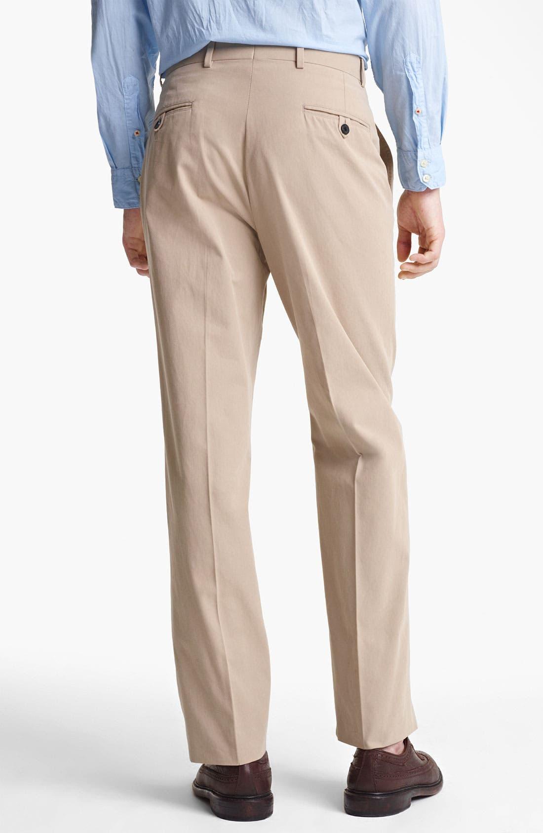 Alternate Image 5  - Billy Reid 'Campbell' Cotton Suit