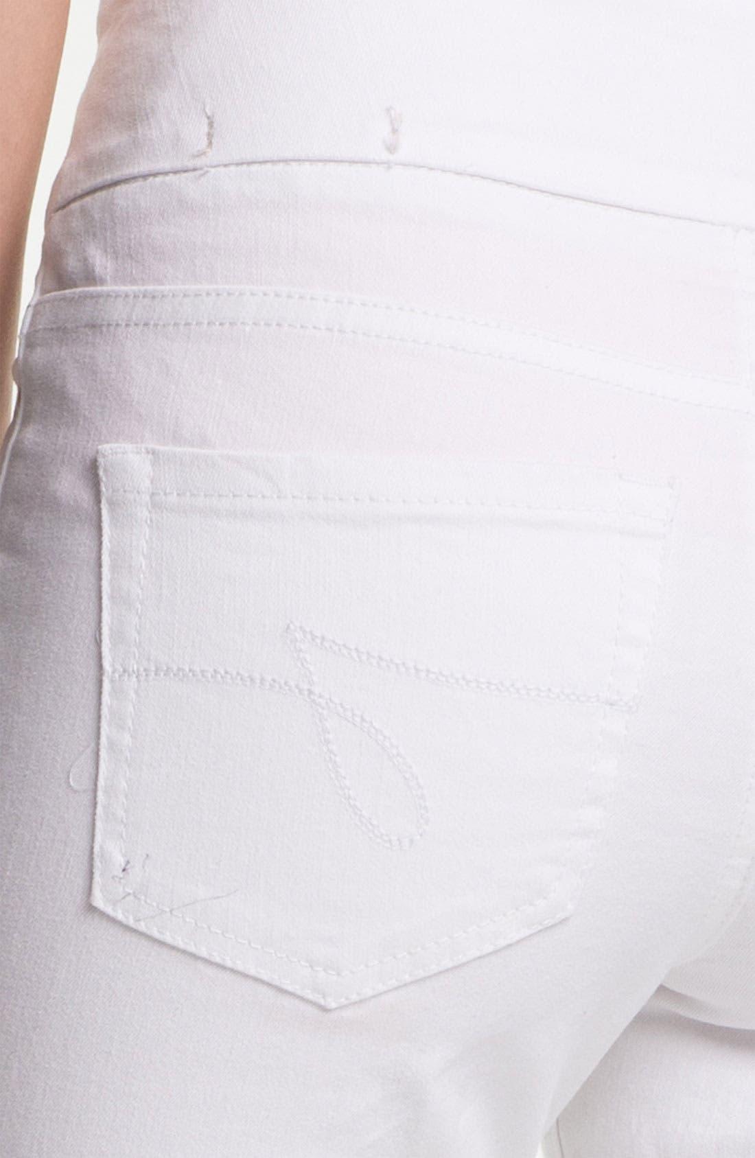 Alternate Image 3  - Jag Jeans 'Peri' Straight Leg Jeans (Petite)