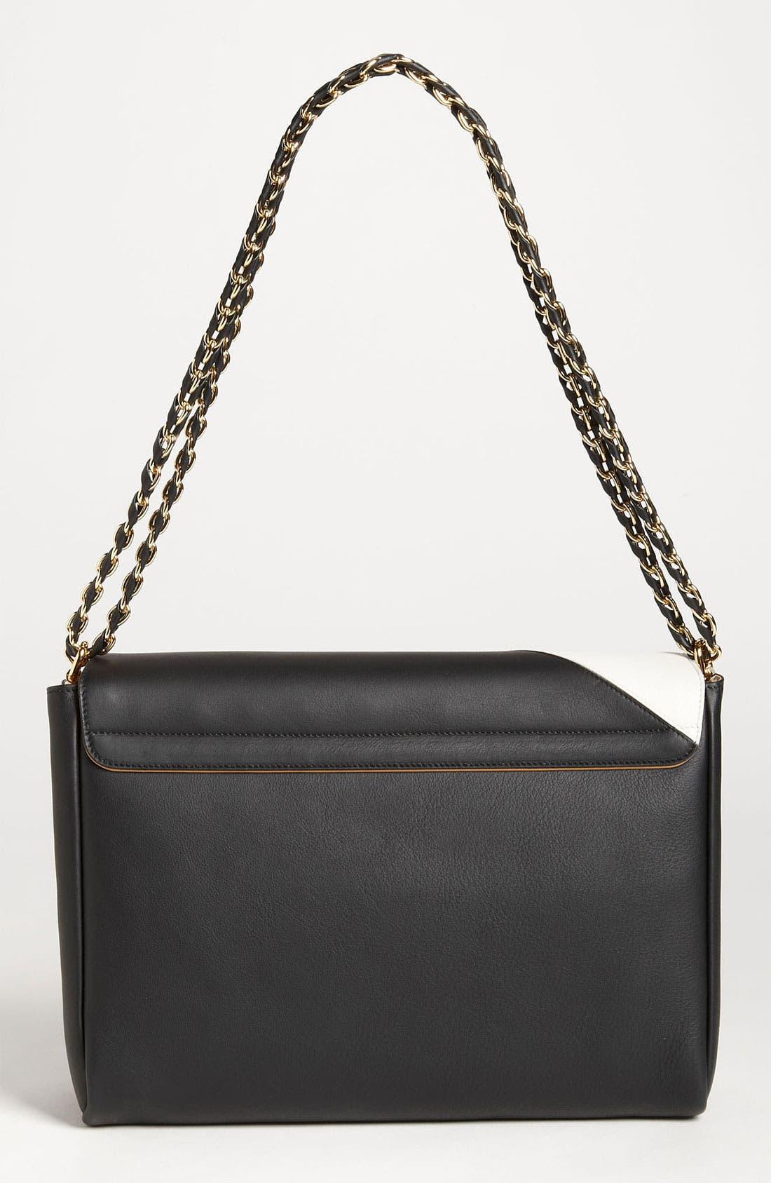 Alternate Image 4  - Fendi 'Claudia 3D' Leather Shoulder Bag