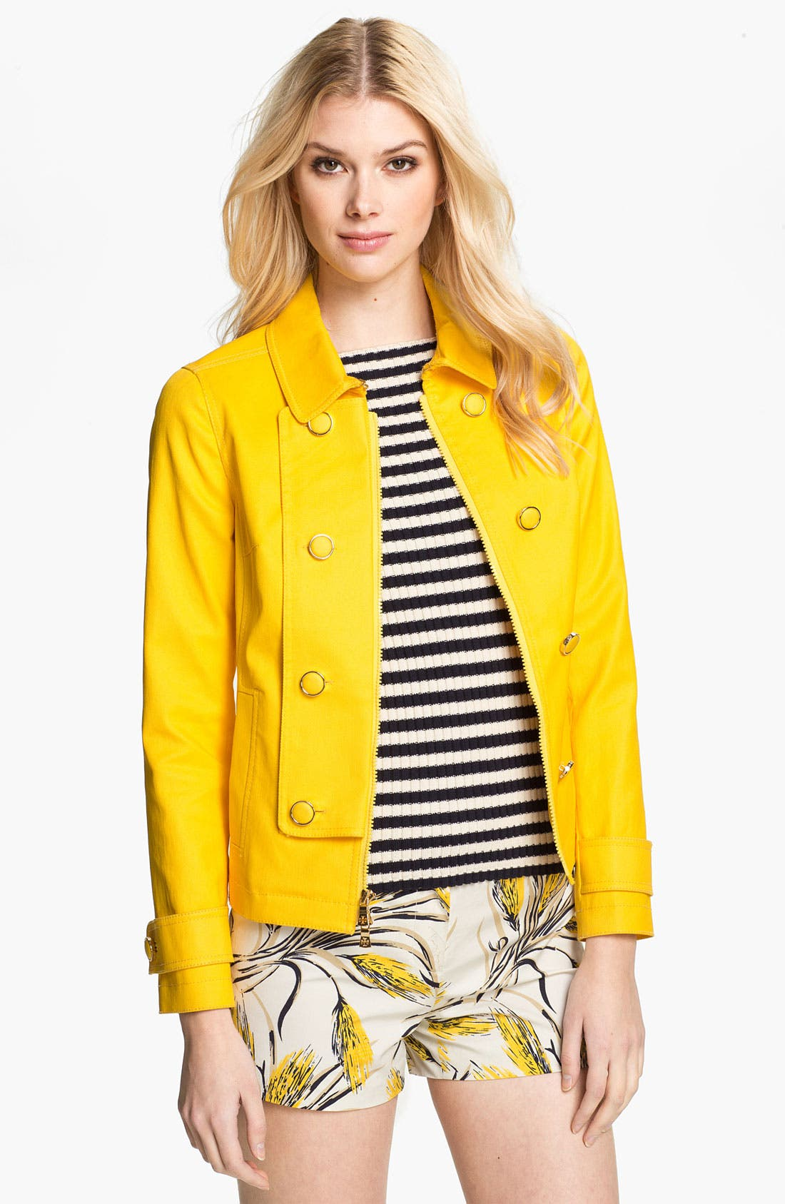 Alternate Image 1 Selected - Tory Burch 'Trent' Jacket