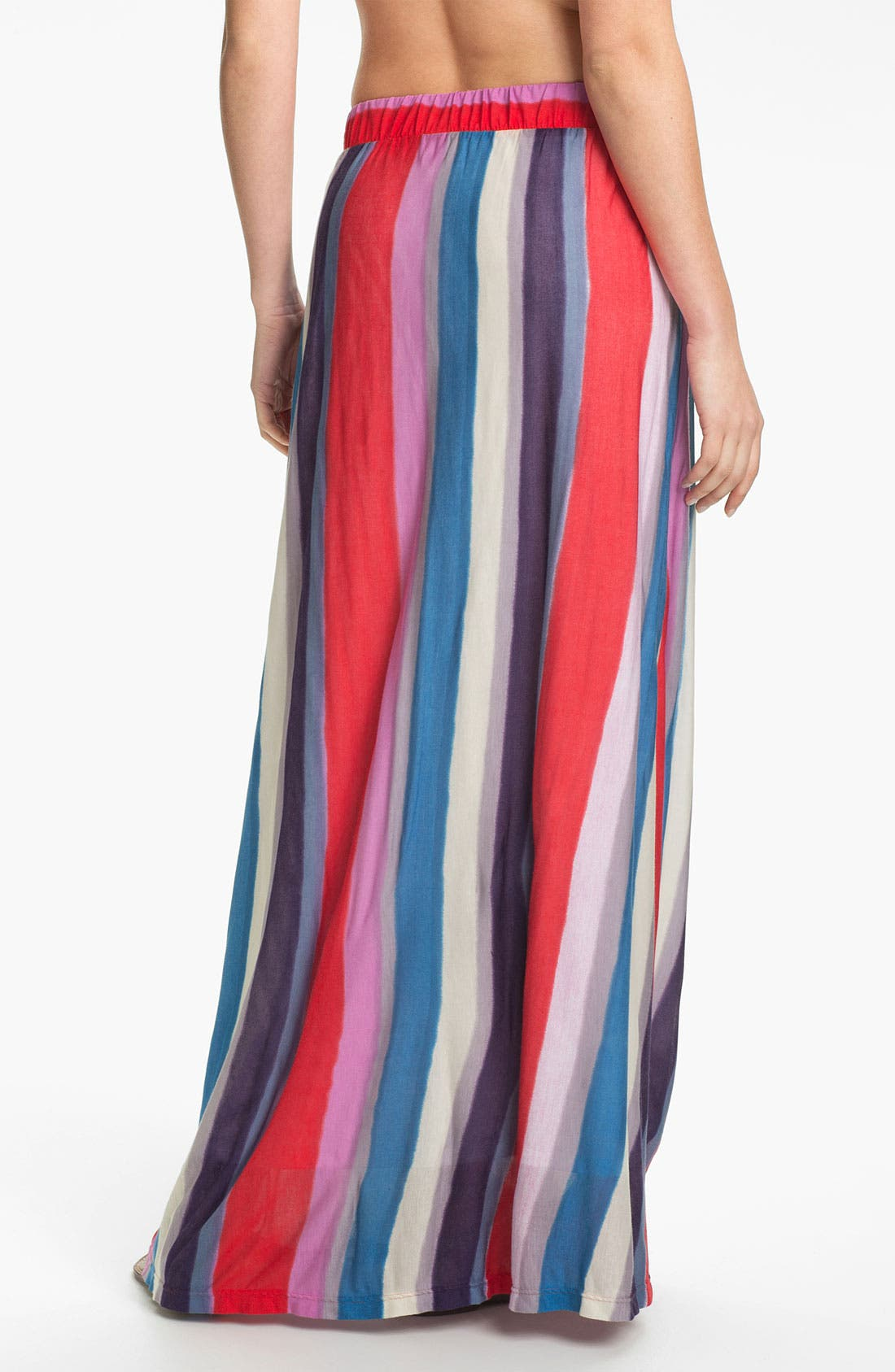 Alternate Image 2  - Splendid Stripe Maxi Skirt