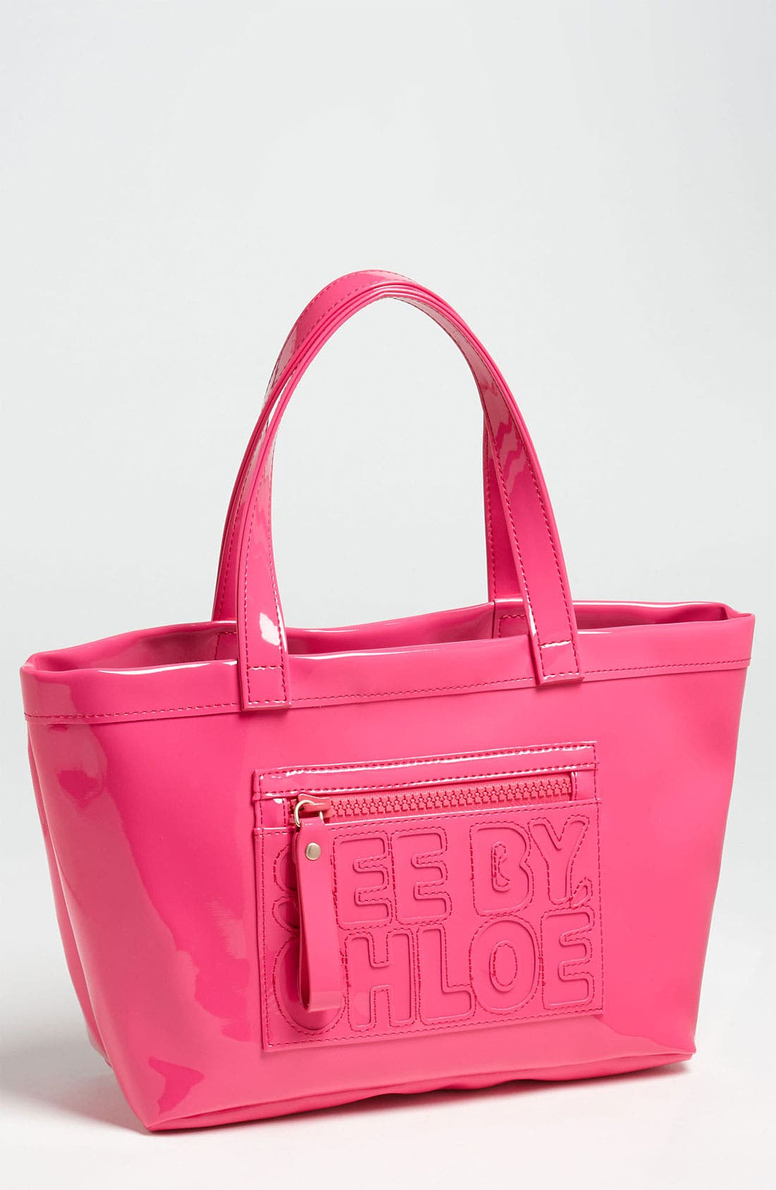 Main Image - See by Chloé 'Zip File - Small' Tote