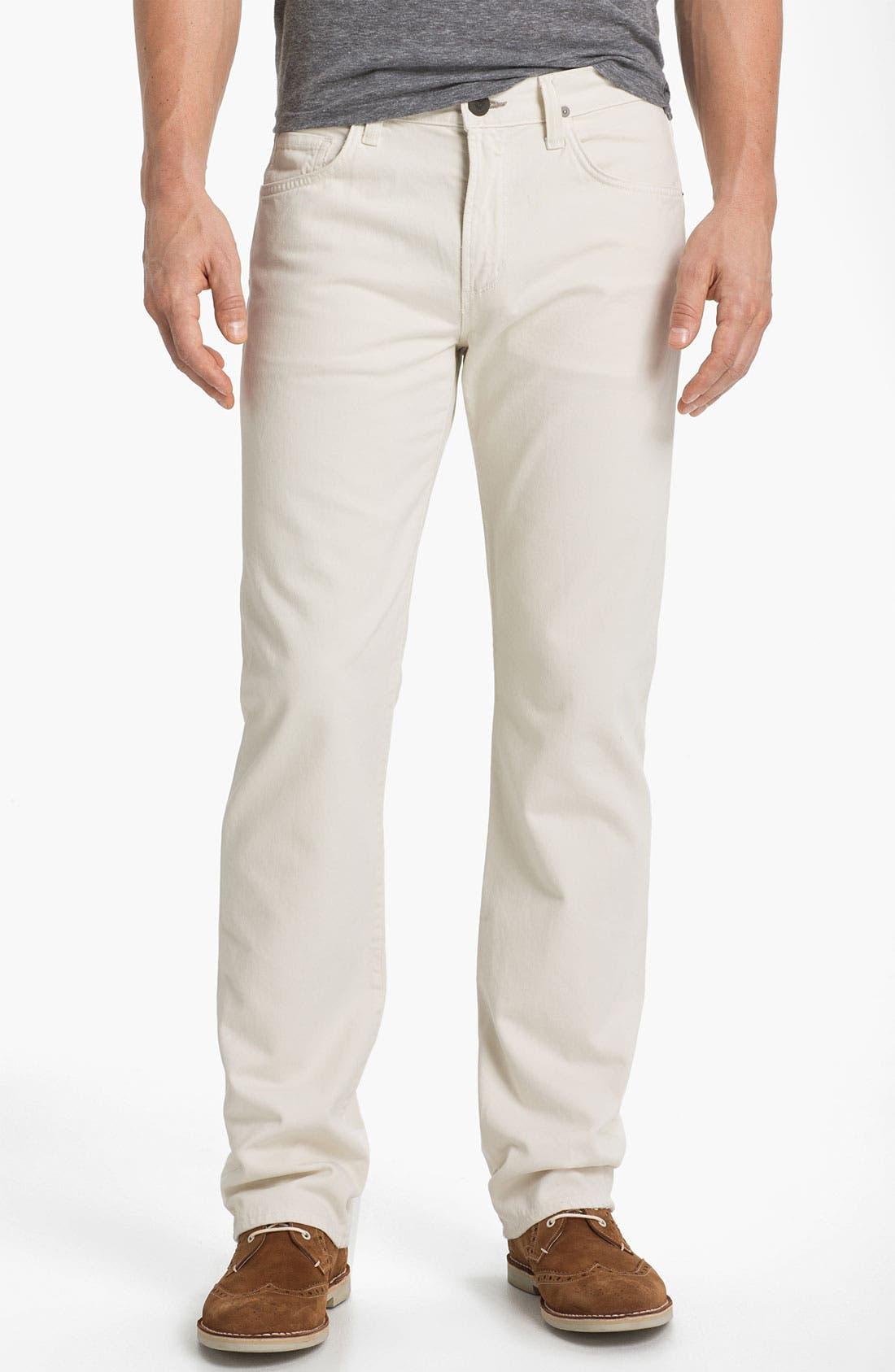 Main Image - Citizens of Humanity 'Sid' Straight Leg Pants (Chilton)