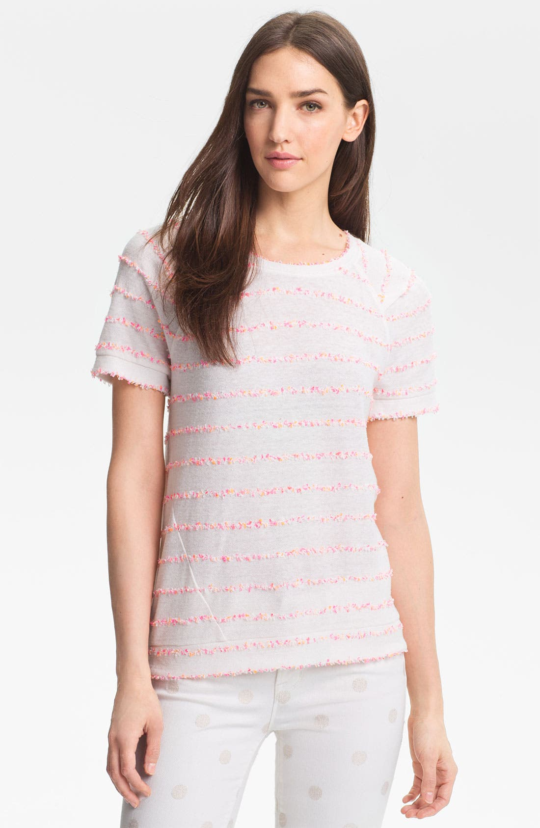 Alternate Image 1 Selected - MARC BY MARC JACOBS 'Fluro' Tee