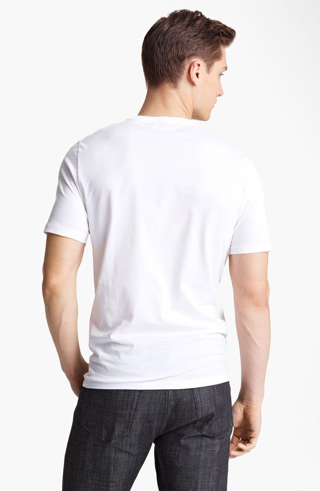 Alternate Image 2  - Z Zegna Print Graphic T-Shirt